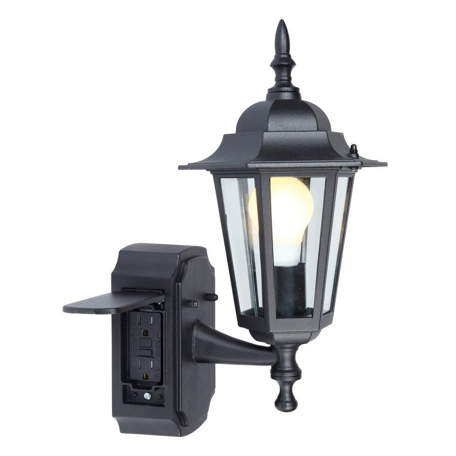 Inspiration about These Lights With A Plug Included Would Be Great For Holiday Intended For Outdoor Wall Lights With Electrical Outlet (#4 of 15)