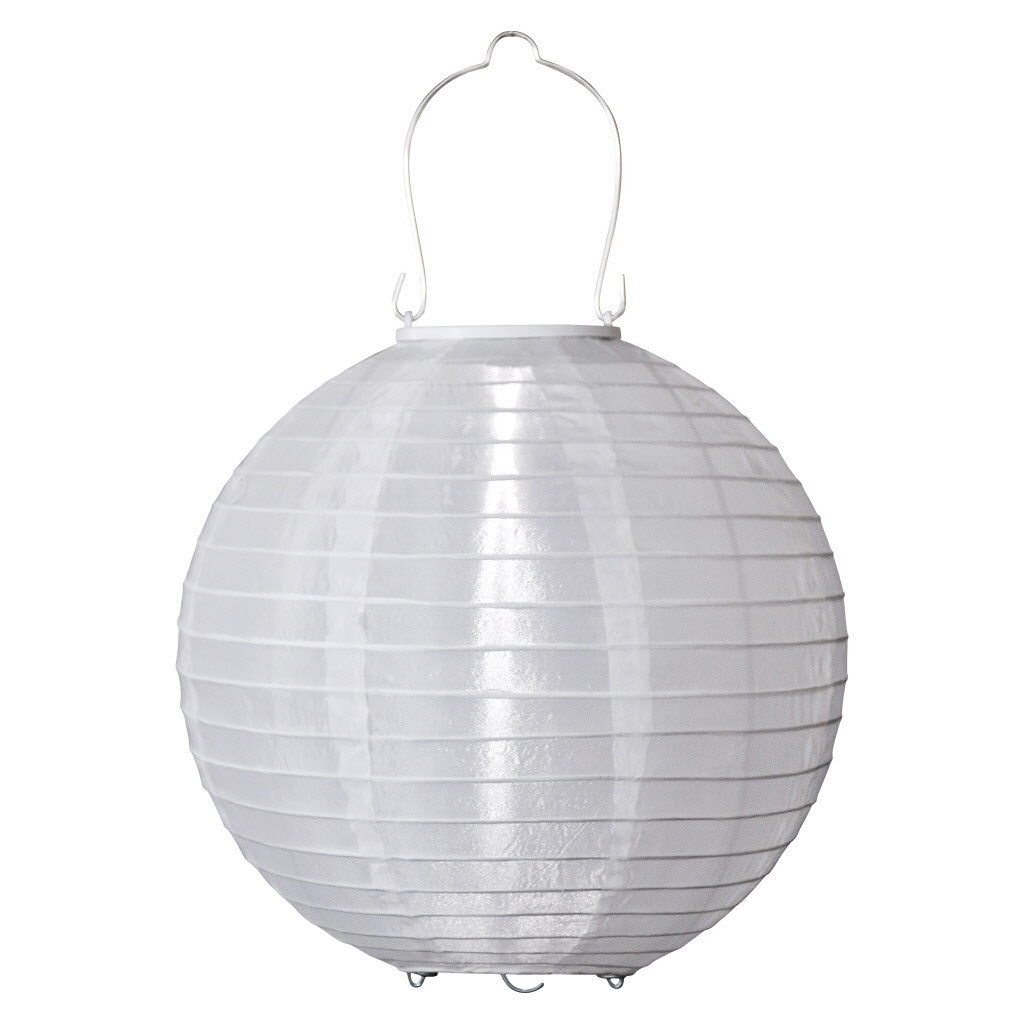 Popular Photo of Outdoor Hanging Solar Lanterns