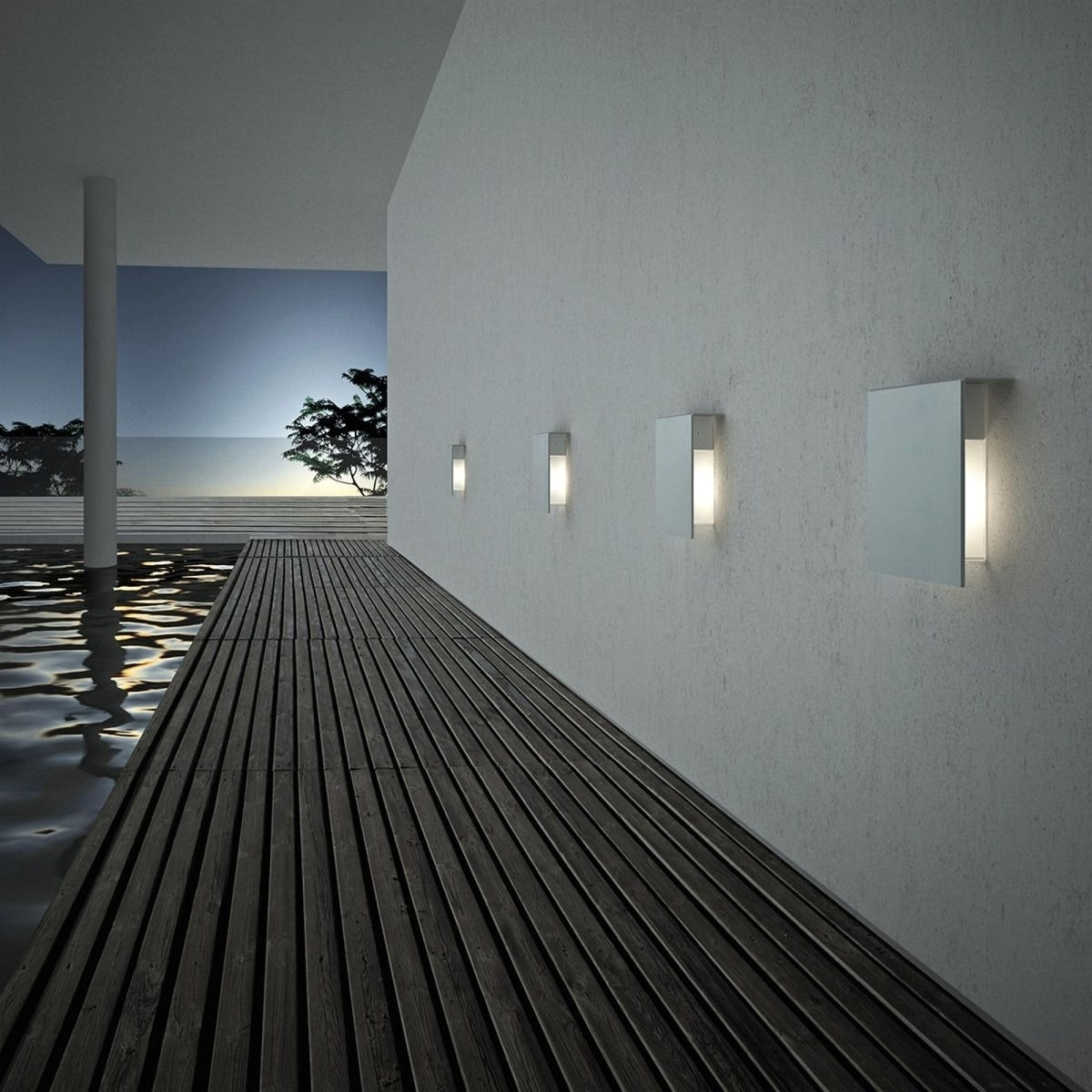 Inspiration about Top Architectural Outdoor Wall Lighting Ideas | Home Lighting In Architectural Outdoor Wall Lighting (#14 of 15)