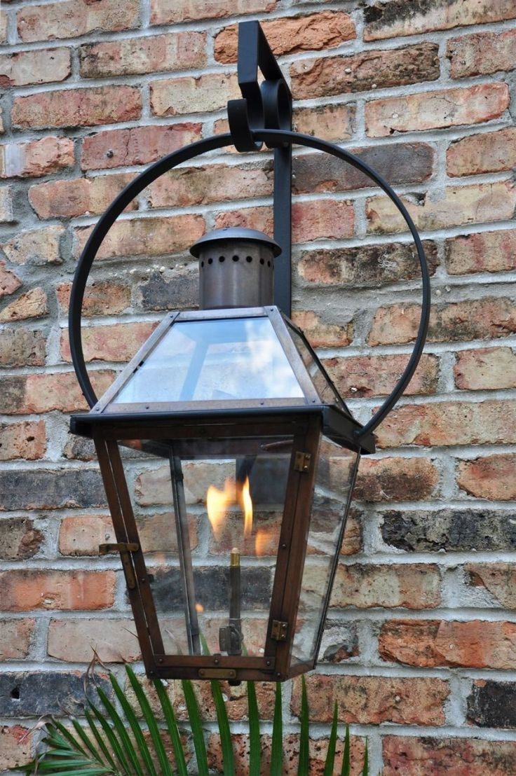 Inspiration about Top Outdoor Wall Gas Light 73 Remodel With Outdoor Wall Gas Light In Outdoor Wall Gas Lights (#3 of 15)