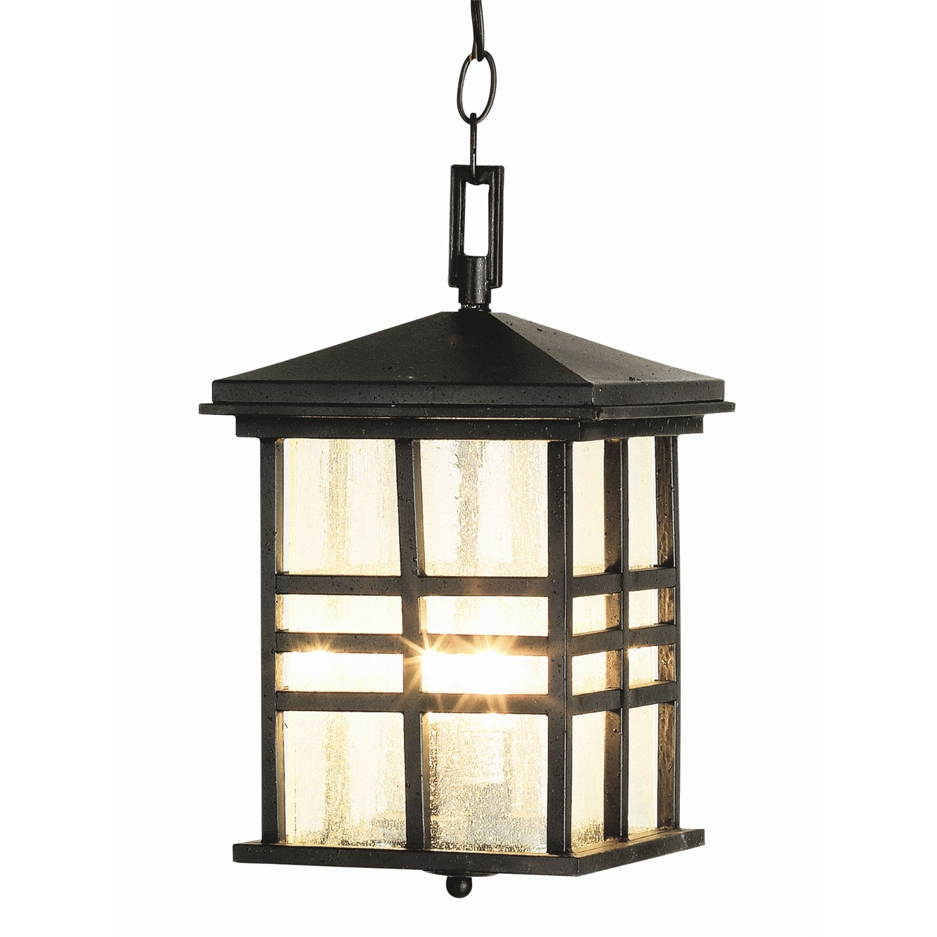Trans Globe Traditional New England Coastal Outdoor Hanging Lantern Inside Rustic Outdoor Hanging Lights (#15 of 15)