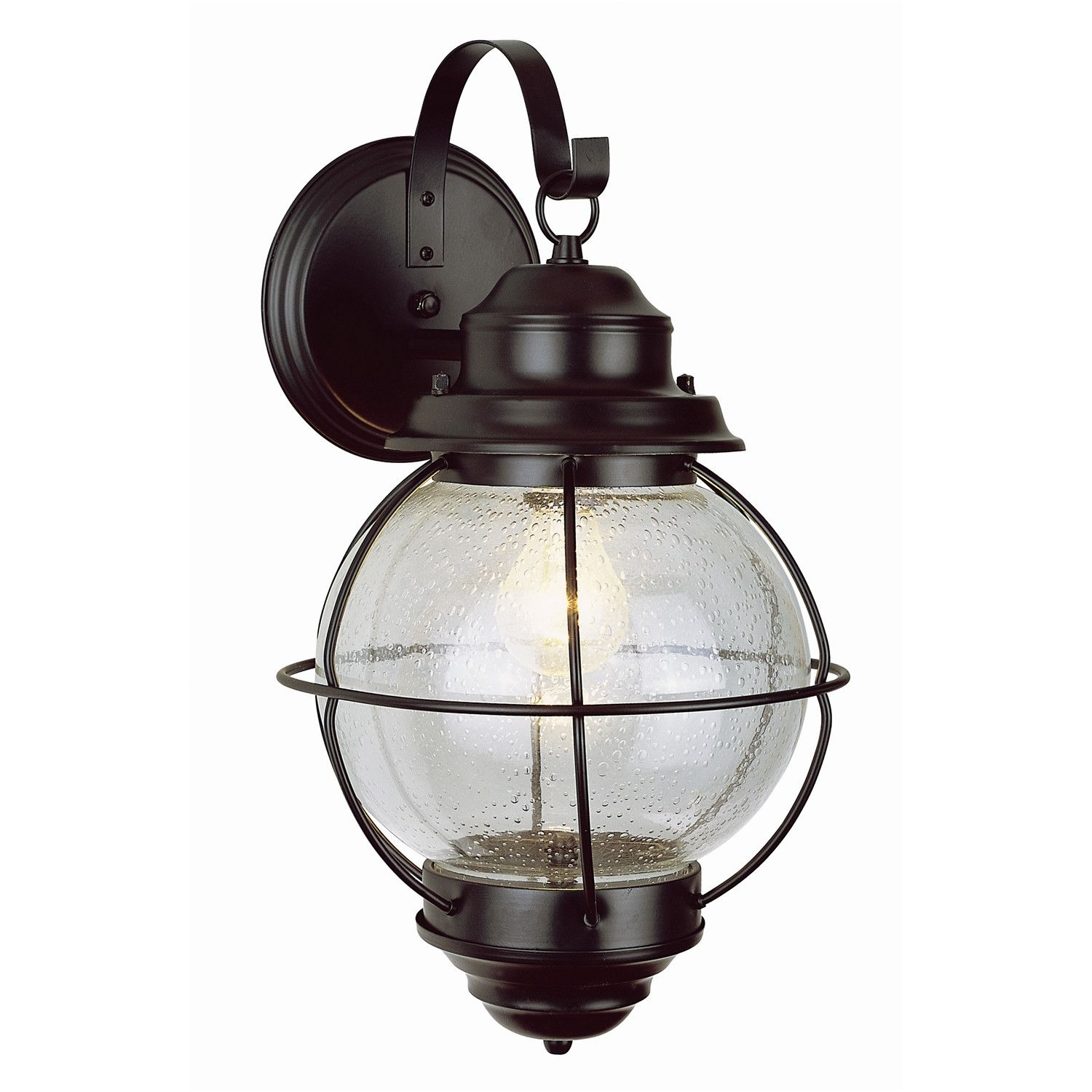 Inspiration about Transglobe Lighting Outdoor 1 Light Wall Lantern | Lighting Inside Outdoor Wall Lantern By Transglobe Lighting (#10 of 15)