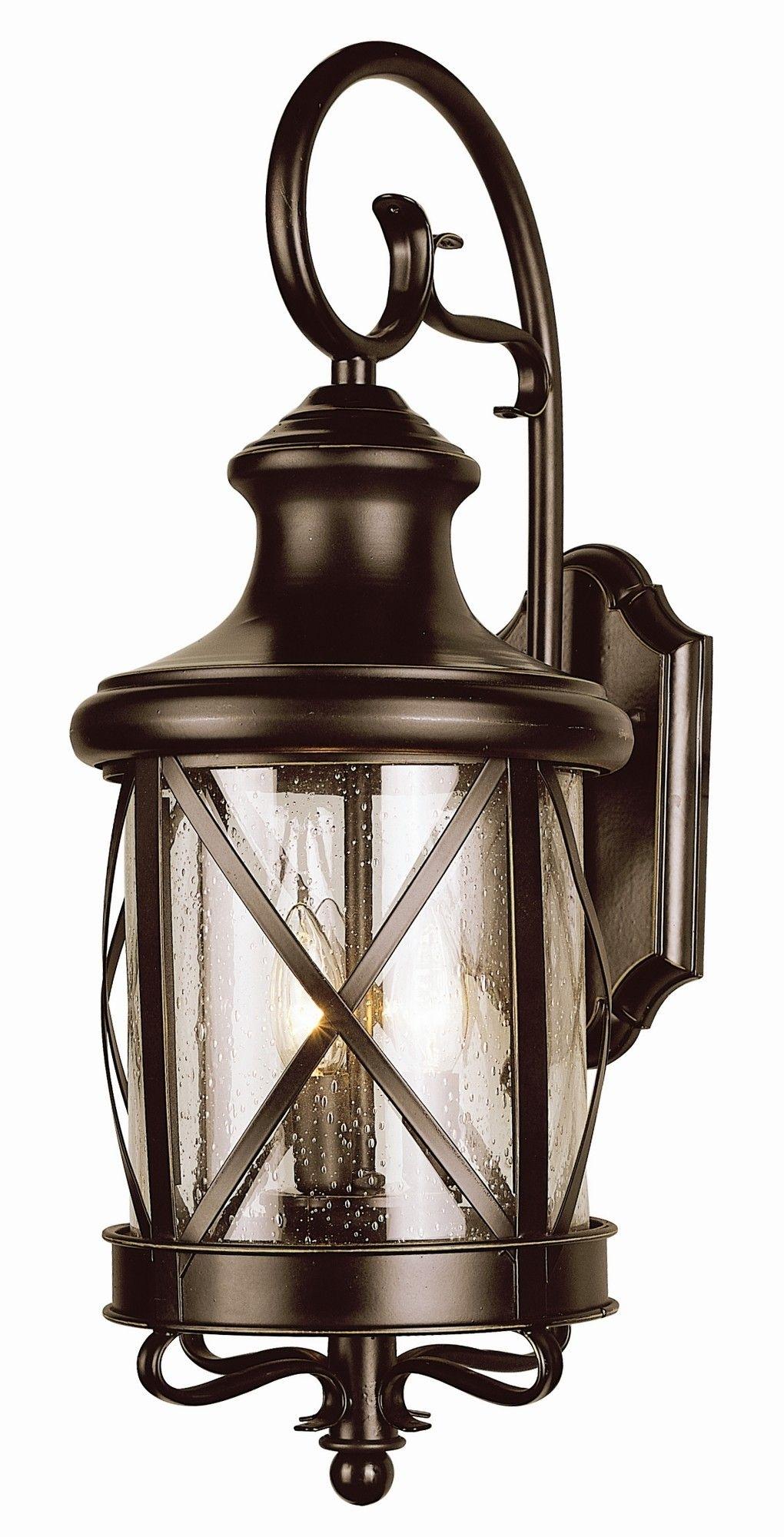 Inspiration about Transglobe Lighting Outdoor Wall Lantern | Wayfair | Lighting Intended For Modern Garden Porch Light Fixtures At Wayfair (#11 of 15)