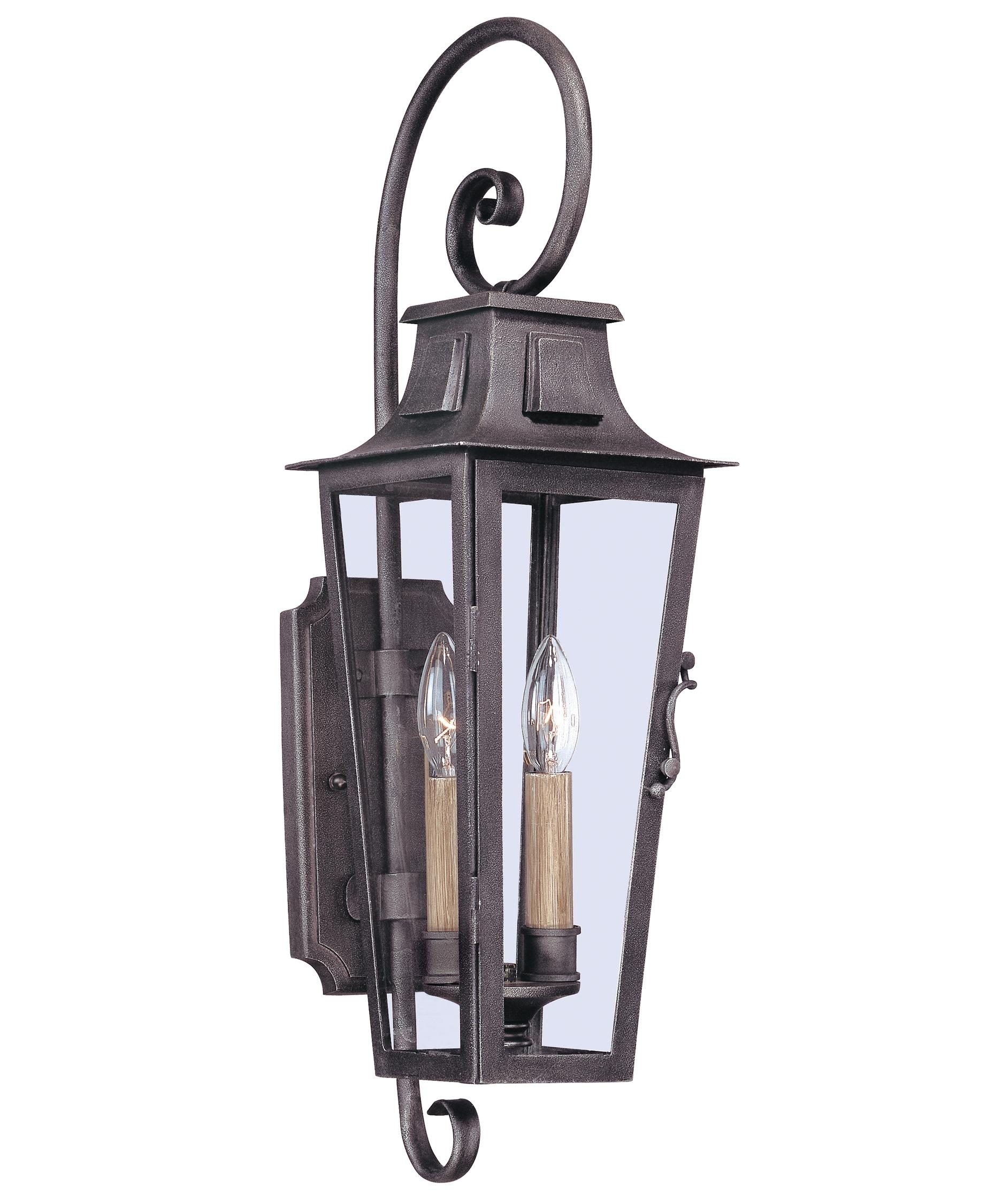 Inspiration about Troy Lighting B2962 French Quarter 7 Inch Wide 2 Light Outdoor Wall Throughout Troy Lighting Outdoor Wall Sconces (#7 of 15)