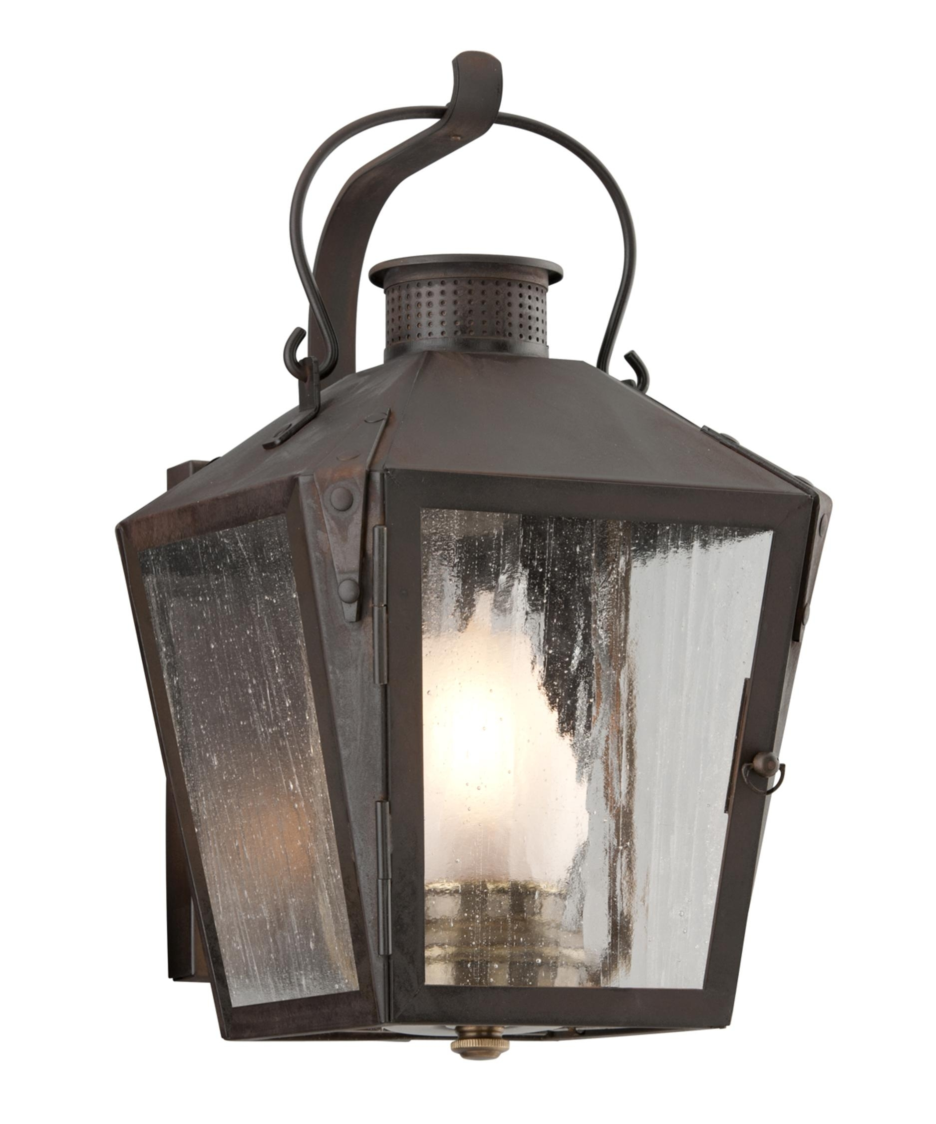 Inspiration about Troy Lighting B3761 Nantucket 8 Inch Wide 1 Light Outdoor Wall Light With Outdoor Wall Lighting (#10 of 15)