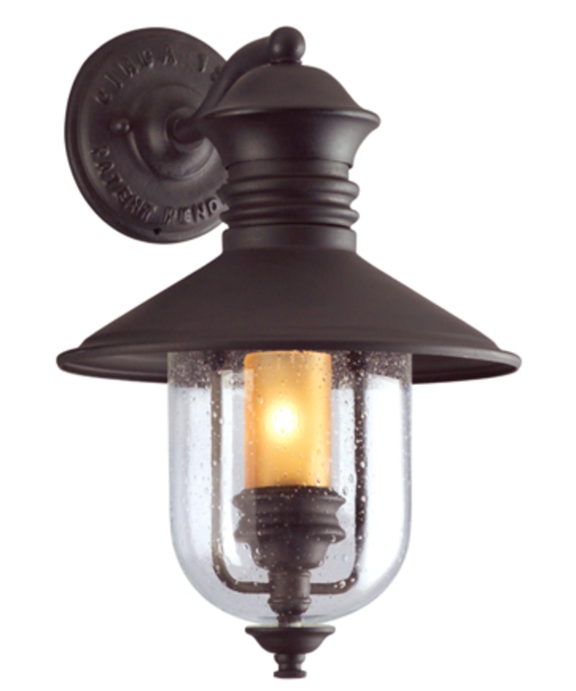 Popular Photo of Troy Lighting Outdoor Wall Sconces