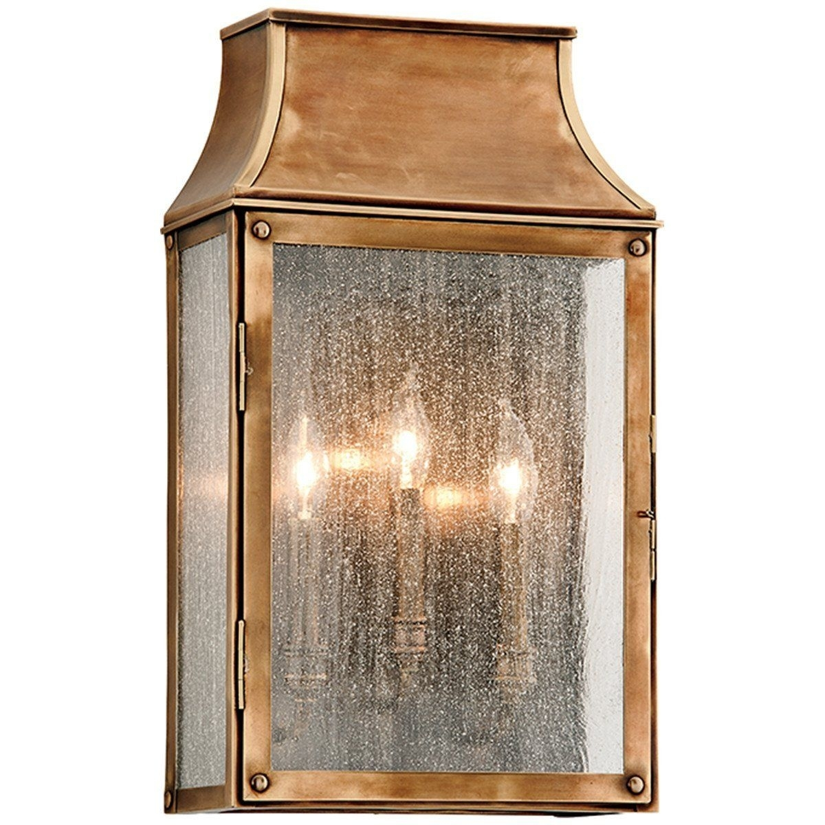 Inspiration about Troy Lighting Beacon Hill 3 Light Outdoor Wall Lantern | Troy Regarding Troy Lighting Outdoor Wall Sconces (#11 of 15)