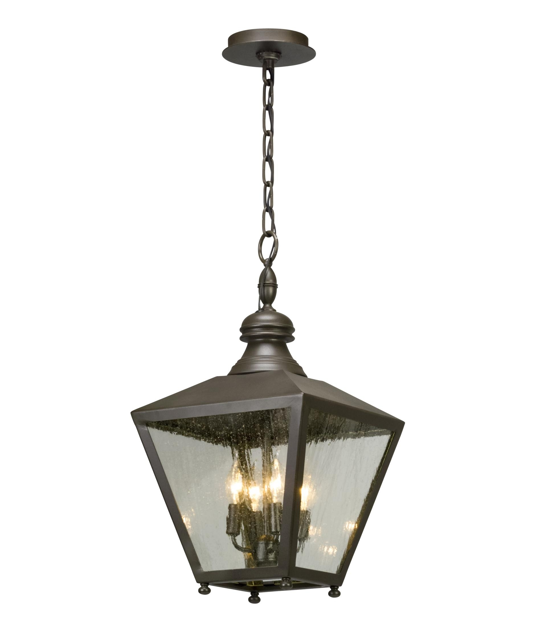 Inspiration about Troy Lighting F5197 Mumford 12 Inch Wide 4 Light Outdoor Hanging Inside Troy Outdoor Hanging Lights (#11 of 15)