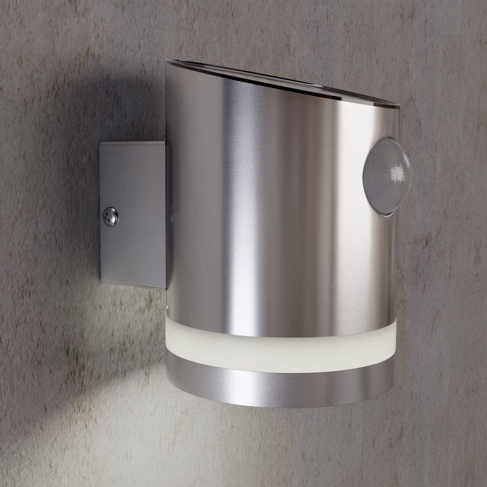 Inspiration about Truro Solar Motion Light | Monroe Ideas | Pinterest | Truro, Solar Within Pir Solar Outdoor Wall Lights (#5 of 15)