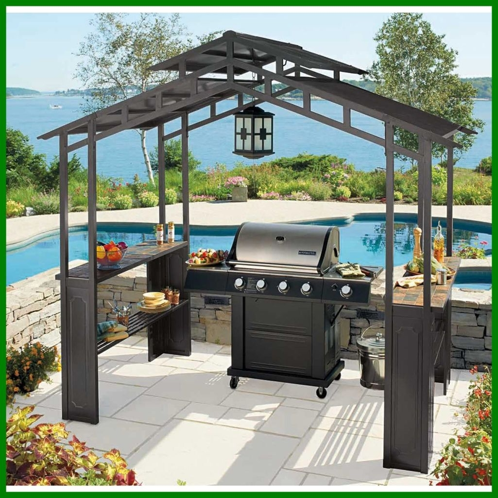 Inspiration about Unbelievable Outdoor Battery Operated Chandelier For Gazebo Rustic With Regard To Outdoor Hanging Gazebo Lights (#13 of 15)