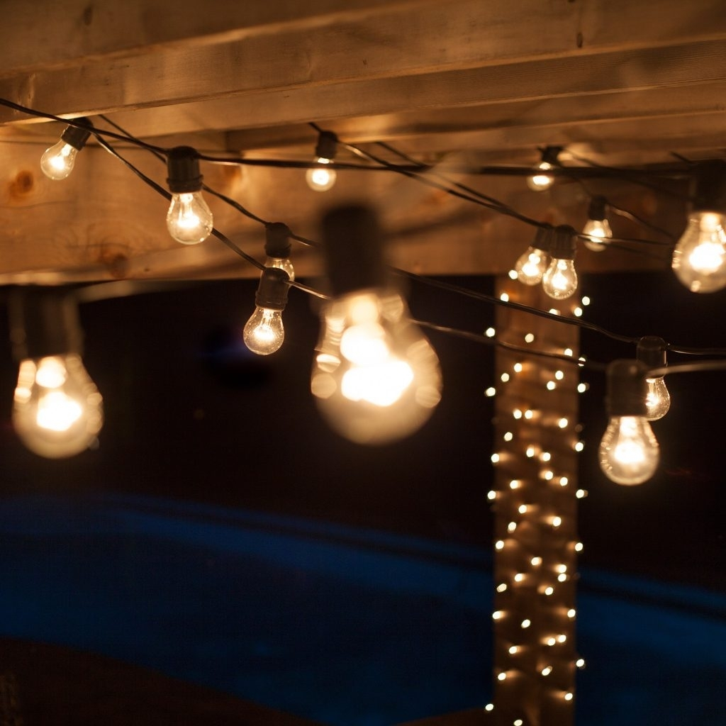 Inspiration about Uncategorized. 33 Creative Home String Light: Vibrant Creative With Regard To Contemporary Garden Lights Fixture At Home Depot (#7 of 15)