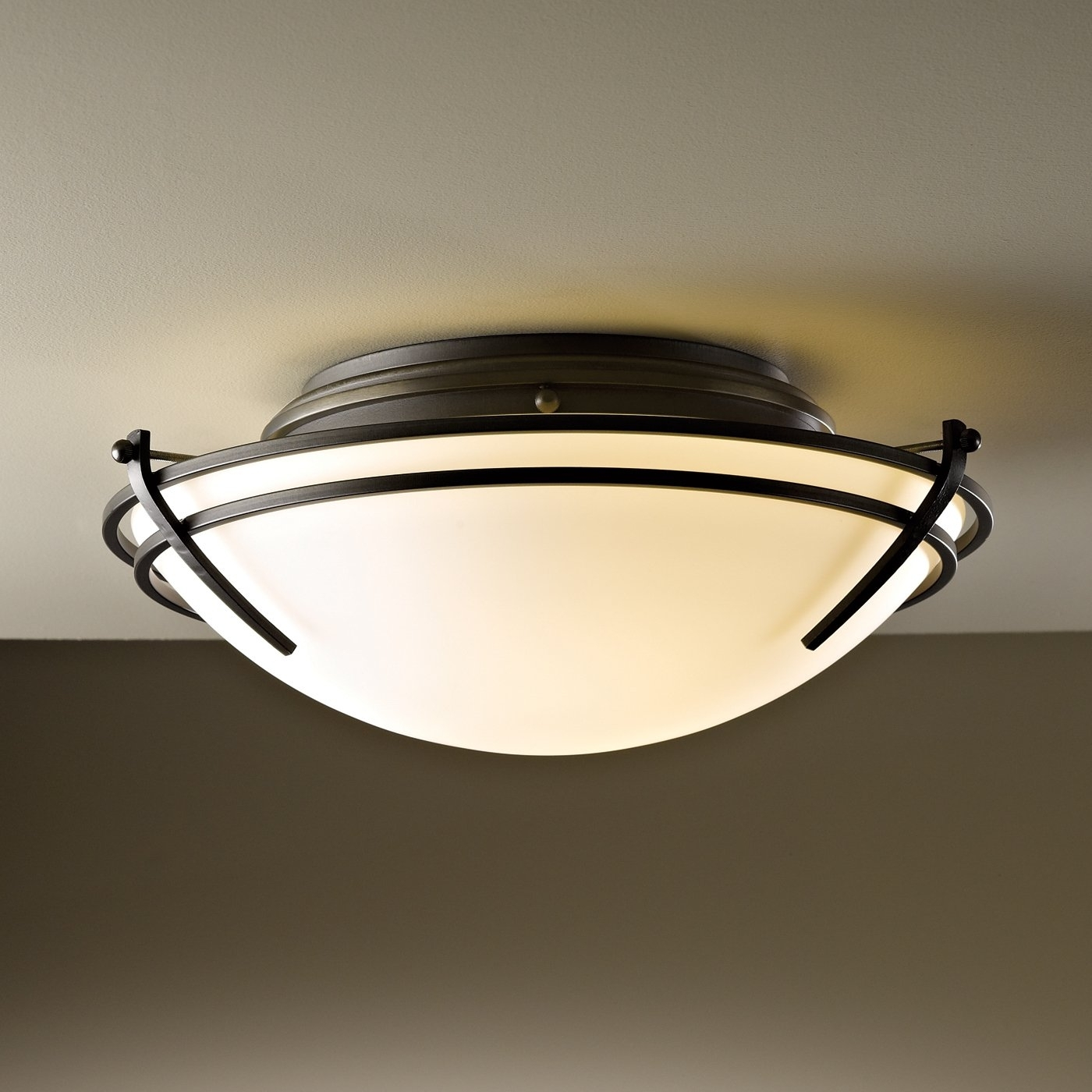 Inspiration about Unique Flush Mount Lighting – Free Reference For Home And Interior Within Outdoor Ceiling Lights At Ebay (#14 of 15)