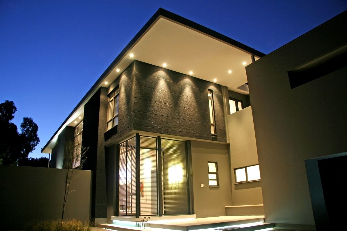 Unique Modern Exterior Wall Lights Ideas Or Other Dining Table Pertaining To Outdoor Home Wall Lighting (View 15 of 15)