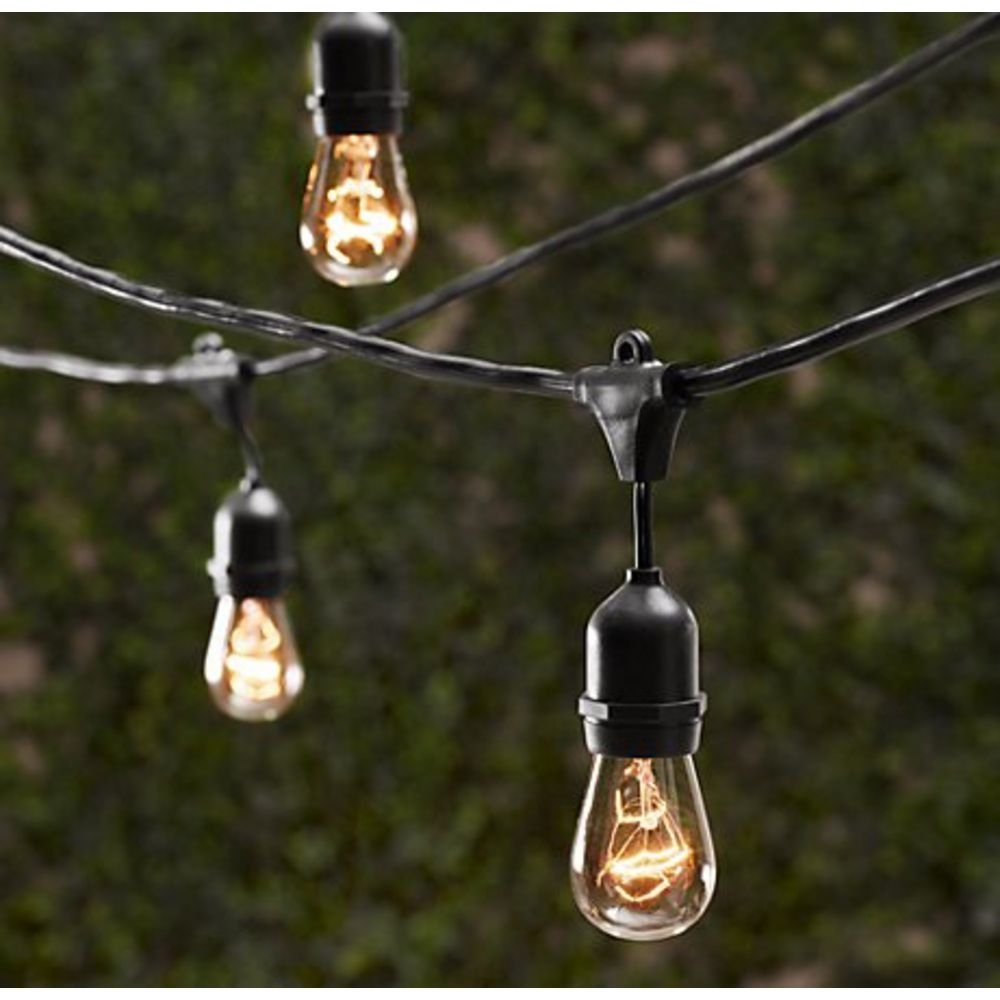 Vintage Outdoor String Lights | Outdoor Lighting Bulbs | Patio Decor Throughout Vintage Outdoor Hanging Lights (#15 of 15)