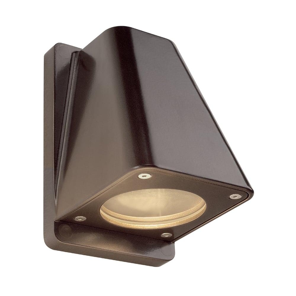 Wallyx Antique Bronze Garden Wall Light Ip44 Pertaining To Bronze Outdoor Wall Lights (#15 of 15)