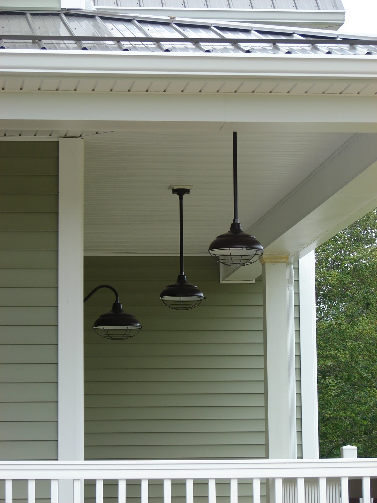What Are Barn Lights? Pertaining To Outdoor Barn Ceiling Lights (#15 of 15)