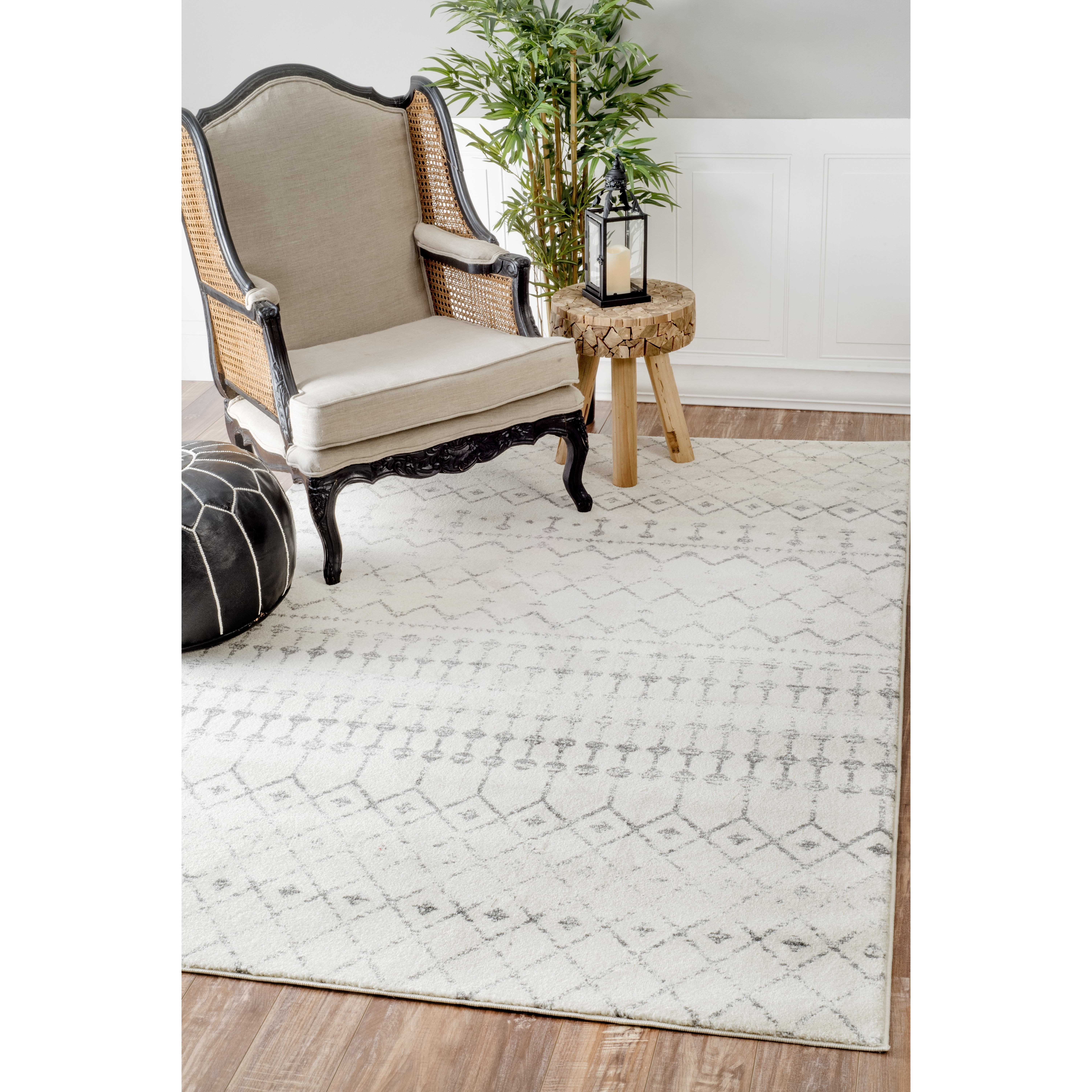 You'll Love The Olga Gray Area Rug At Wayfair – Great Deals On All With Modern Hampton Bay Outdoor Lighting At Wayfair (#15 of 15)