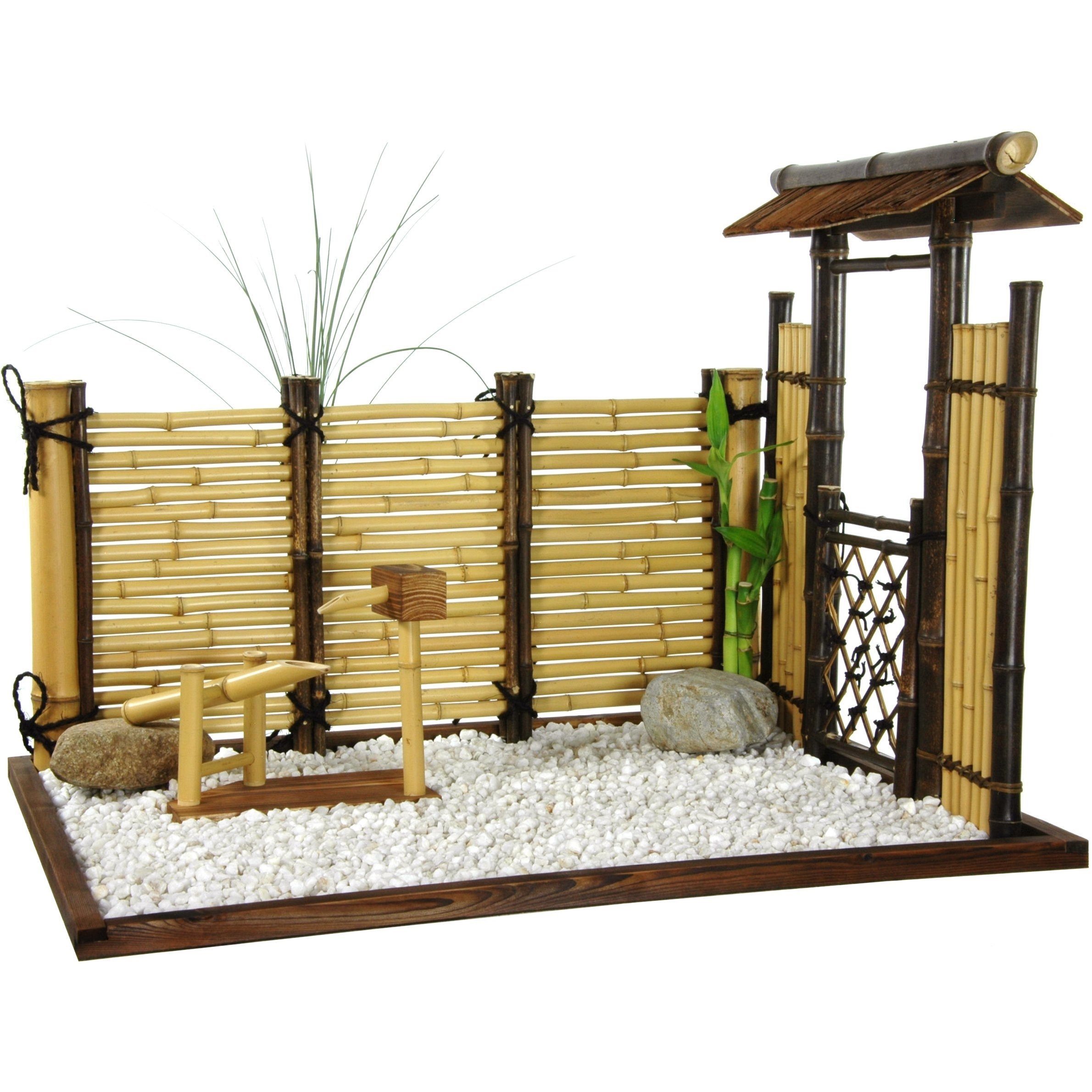 Inspiration about Zen Mini Garden | Oriental Furniture, Oriental And Minis For Wayfair Landscape Lighting For Mini Garden (#1 of 15)