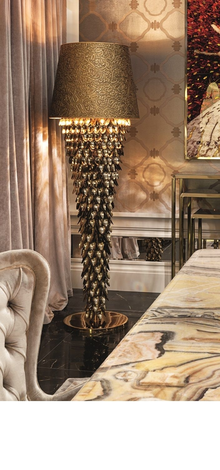 Inspiration about 178 Best Lighting – Floor Lamps Images On Pinterest | Floor Standing With Luxury Living Room Table Lamps (#14 of 15)