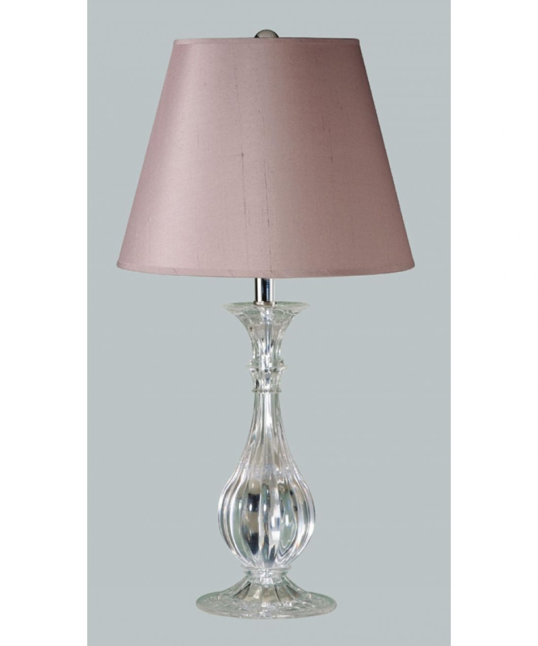 Inspiration about 1940S Floor Lamp New Glass Table Base Laura Ashley Lamps – Downthewicket Within Laura Ashley Table Lamps For Living Room (#7 of 15)
