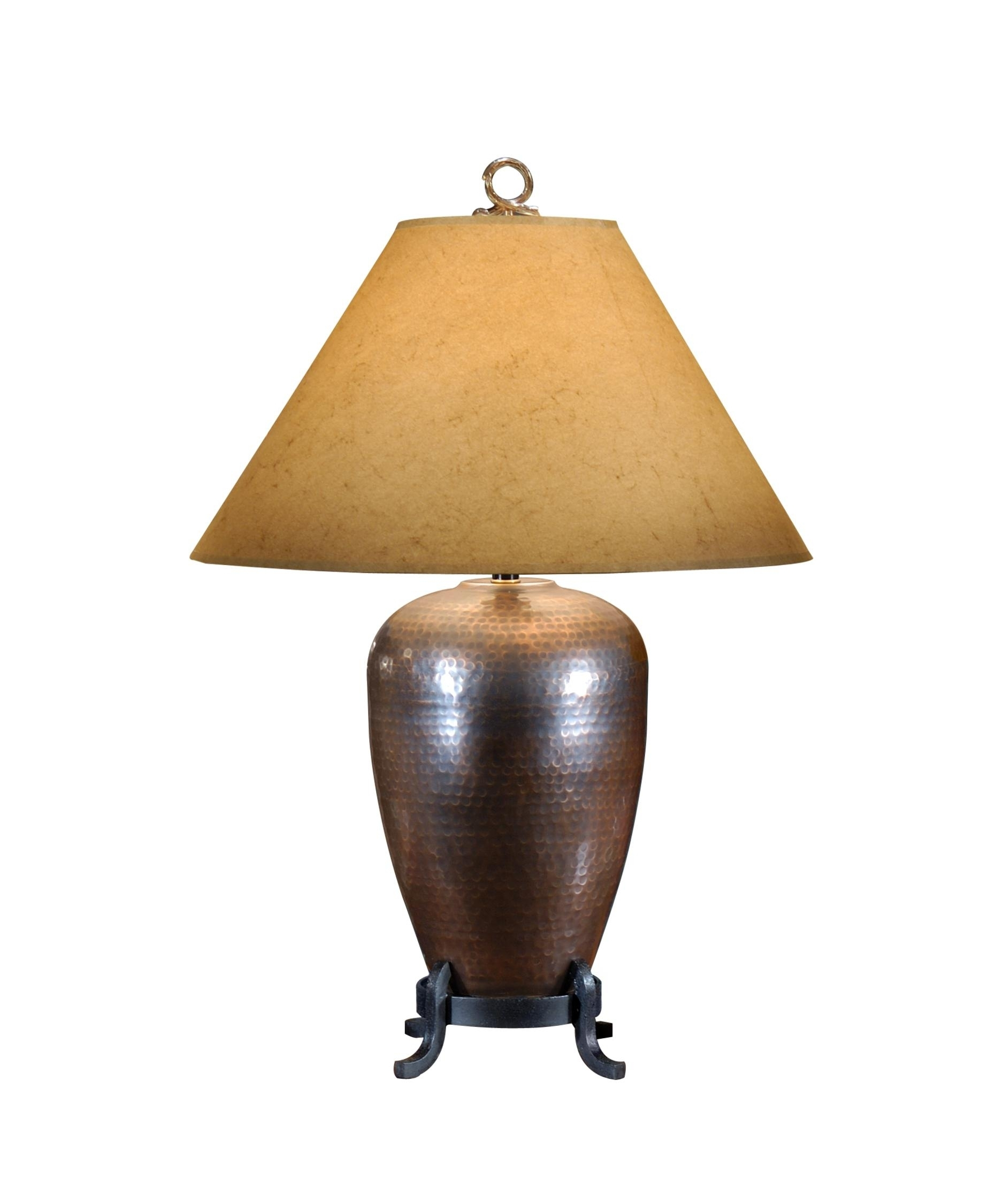 48 Most Exemplary Wrought Iron Table Lamps Living Room Retro Metal For Wrought Iron Living Room Table Lamps (#2 of 15)