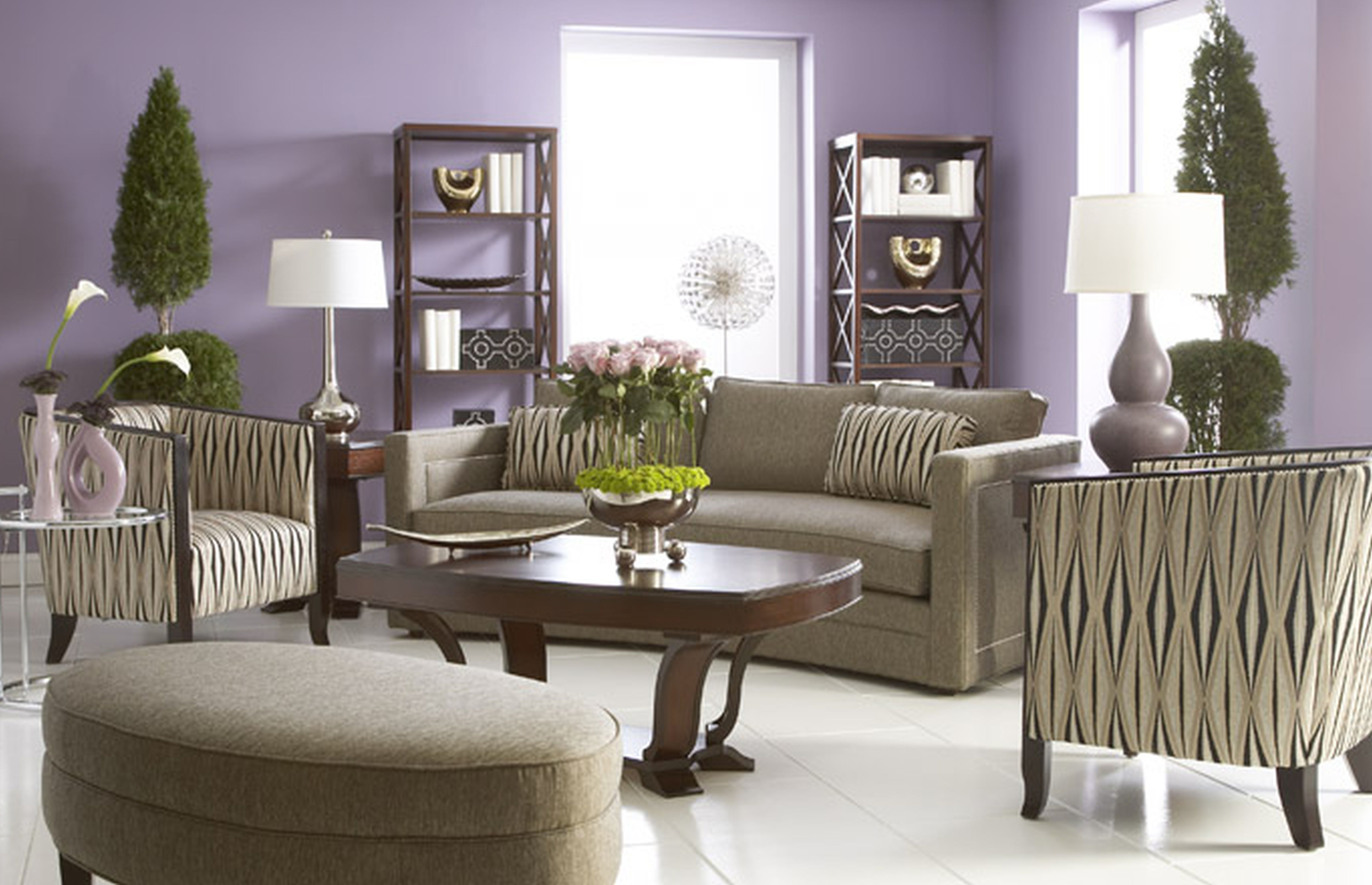 72 Most Cool Side Table Lamps Living Room Lighting Ideas Regarding Purple Living Room Table Lamps (#3 of 15)