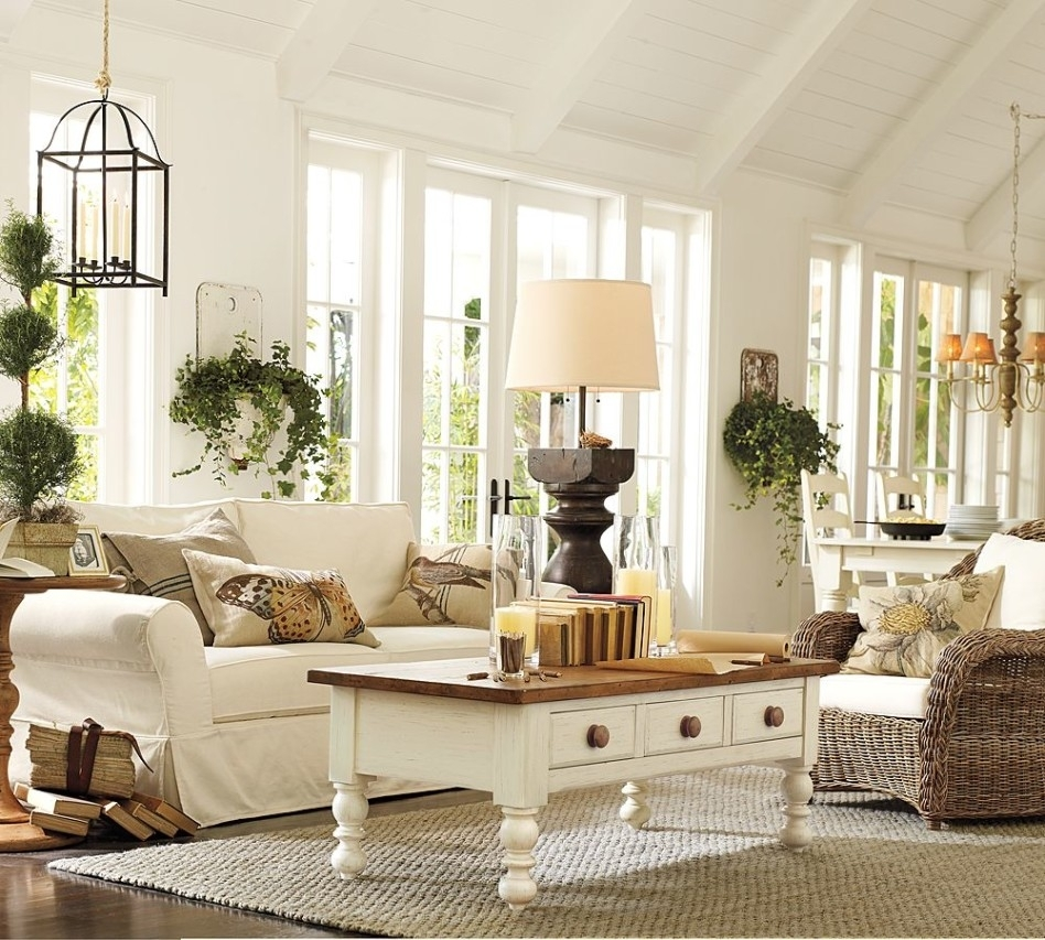 Accessories: Handsome Picture Of Living Room Decoration Using Inside Pottery Barn Table Lamps For Living Room (View 4 of 15)