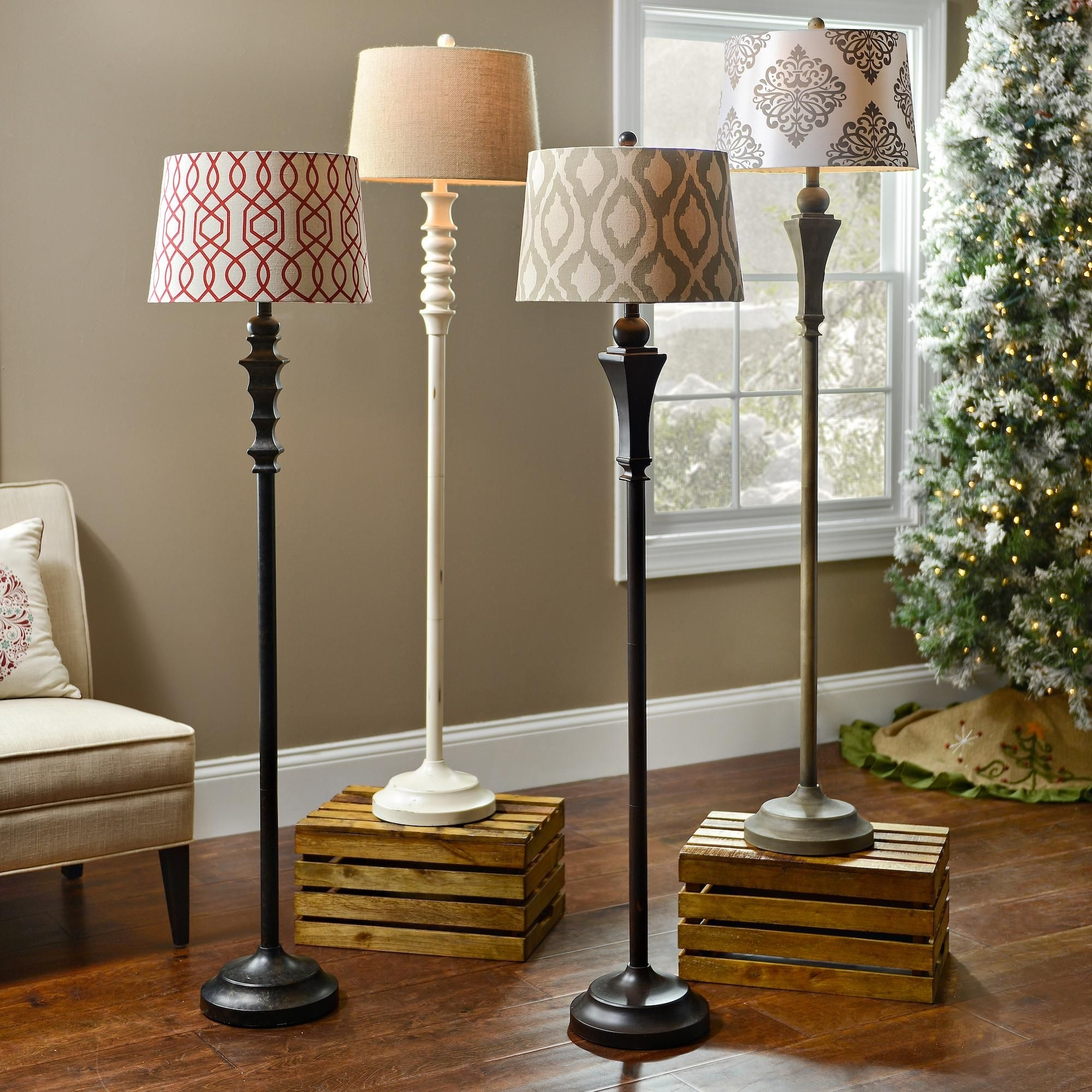 Add Light To A Dim Corner With A Stylish Floor Lamp! | Love Your Regarding Modern Living Room Table Lamps (#1 of 15)
