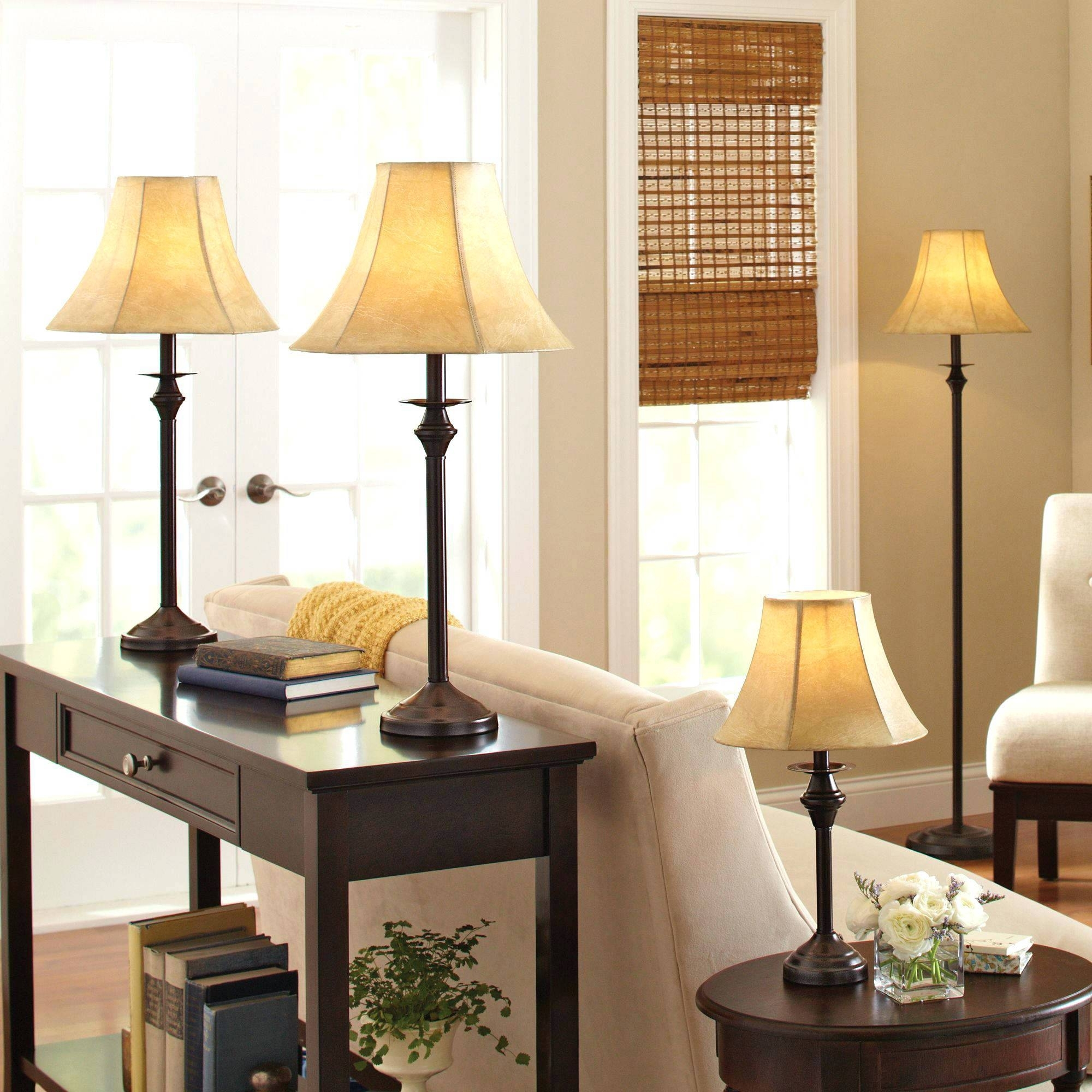 Article With Tag: Farmhouse Table Lamps Living Room | Tingsmombooks In Luxury Living Room Table Lamps (#4 of 15)