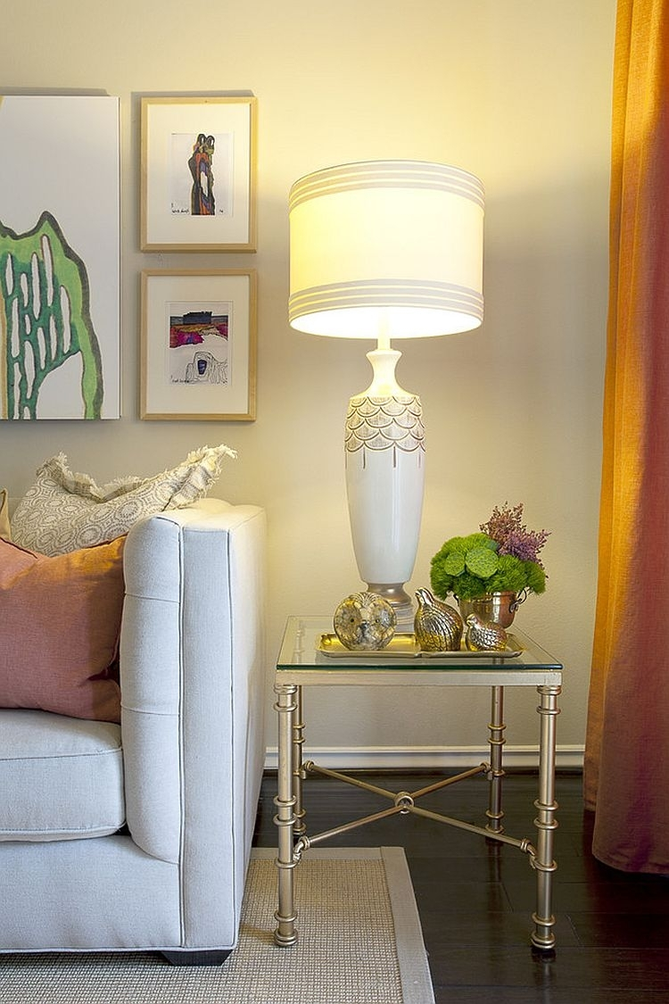 Article With Tag: Farmhouse Table Lamps Living Room | Tingsmombooks Regarding Glass Living Room Table Lamps (#3 of 15)