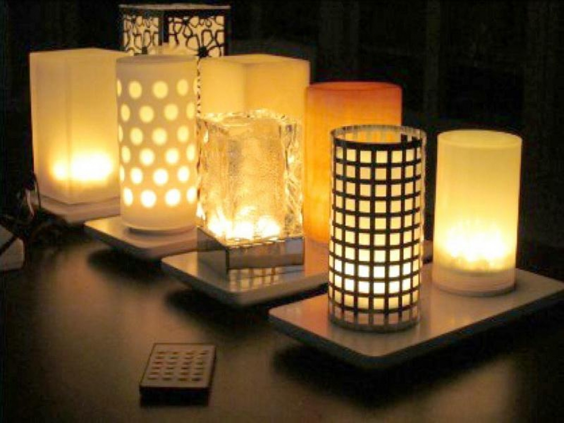 Battery Operated Table Lamps For Living Room Cordless With Shade Throughout Battery Operated Living Room Table Lamps (#6 of 15)