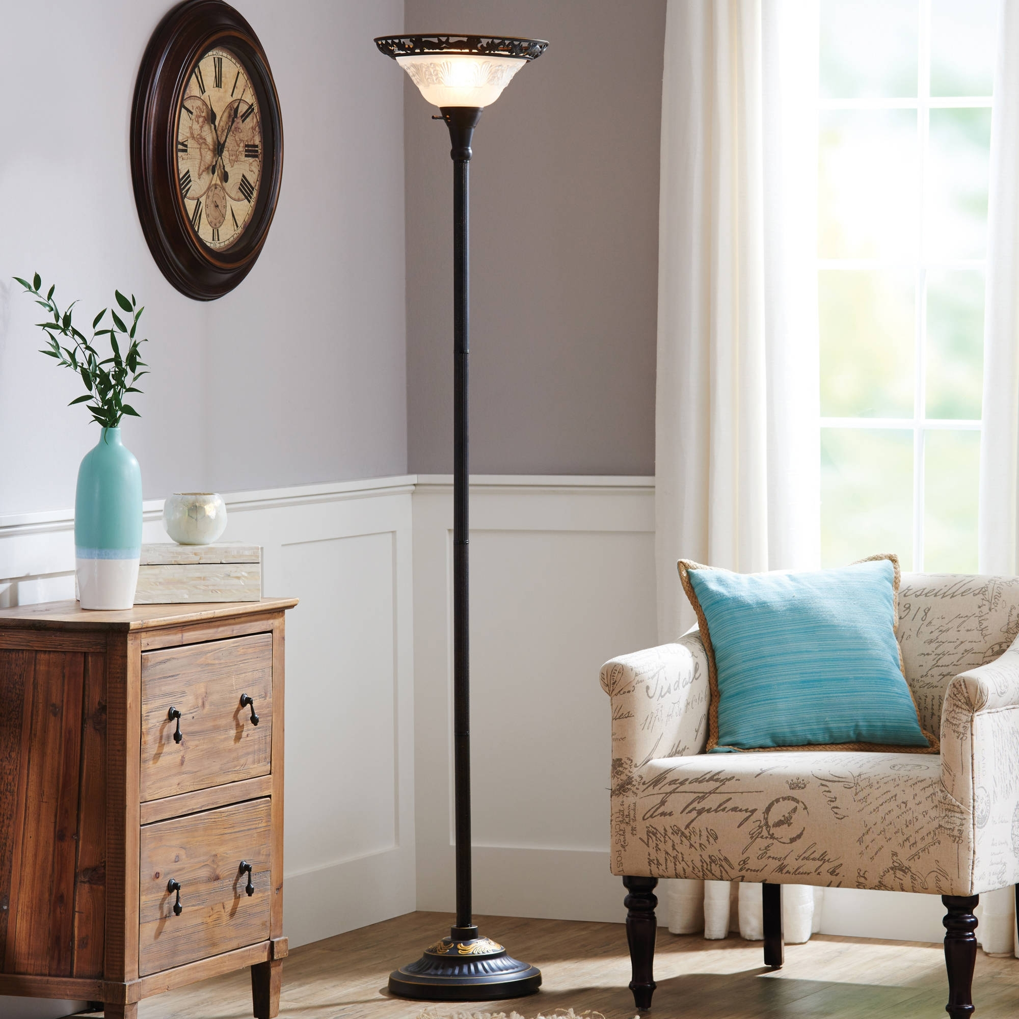 Popular Photo of Walmart Living Room Table Lamps