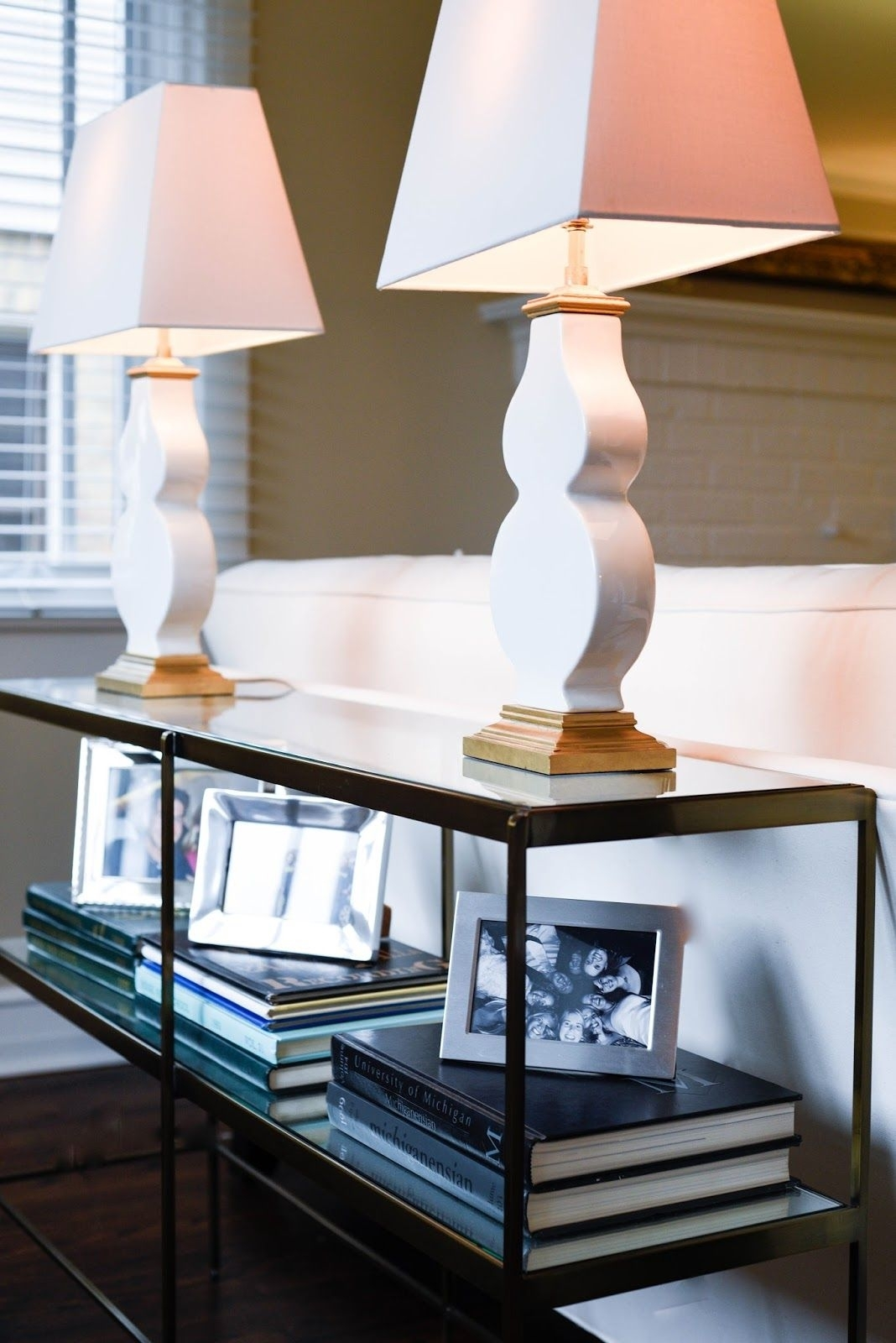 Classic Vintage Transitional Living Room | Pinterest | Transitional For Transitional Living Room Table Lamps (#3 of 15)