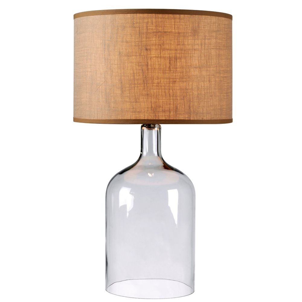 Corsica 30 Inch Height French Neck Table Lamp | Overstock Pertaining To Overstock Living Room Table Lamps (#4 of 15)