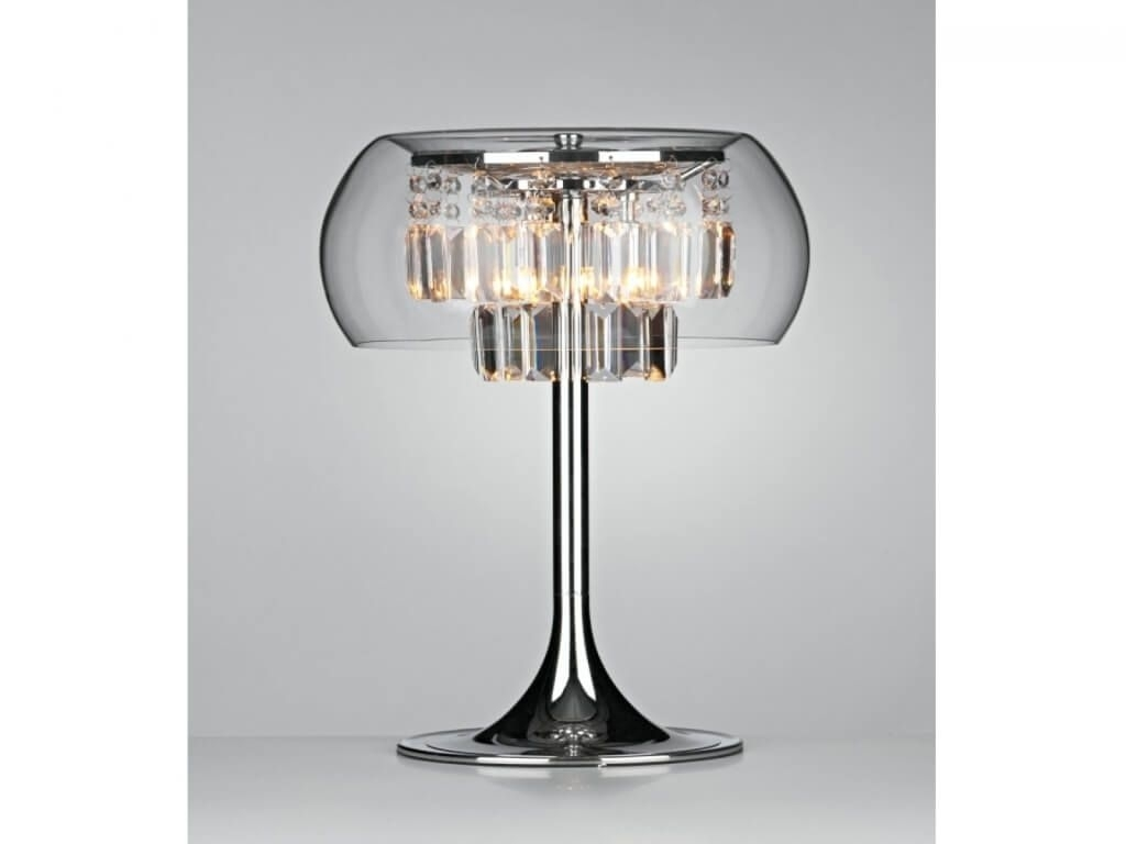 Inspiration about Dazzling Modern Table Lamps For Living Room 9 Top Bedroom Mini Regarding Clear Table Lamps For Living Room (#11 of 15)