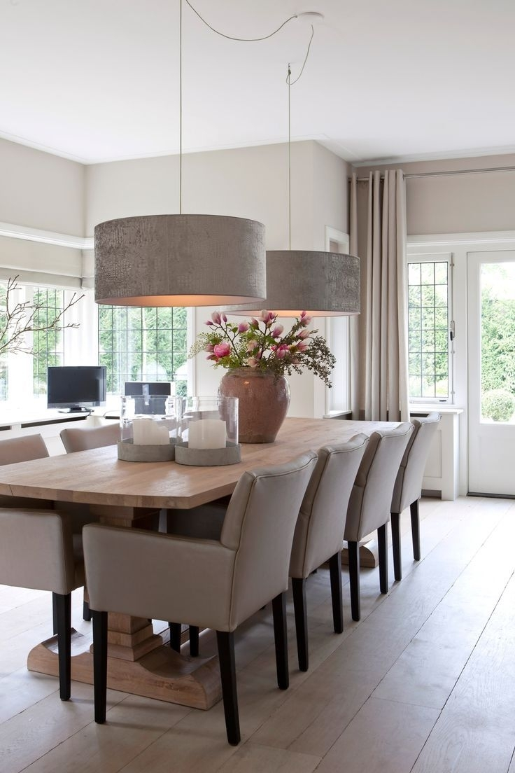 Inspiration about Dining Room Light Fixtures Traditional Lowes Light Fixtures Dining Intended For Houzz Living Room Table Lamps (#10 of 15)