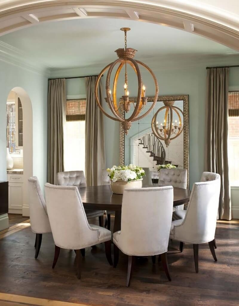 Inspiration about Dining Room : Rustic Chic Dining Room Chandelier Table Lamps Light For Fancy Living Room Table Lamps (#15 of 15)