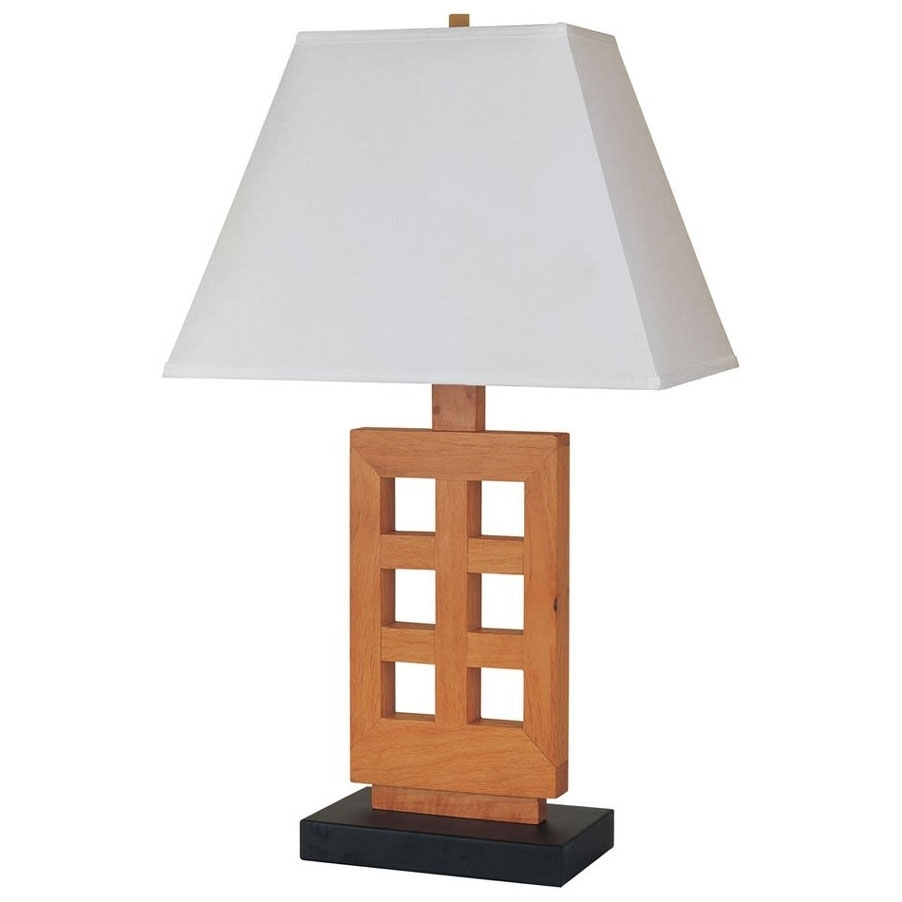 Elegant Country Table Lamps Living Room Of Sel #45975 | Forazhouse Within Wood Table Lamps For Living Room (#3 of 15)