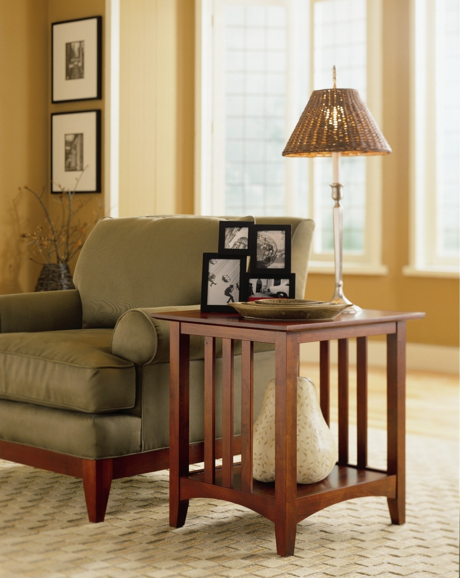 End Table Lamps For Living Room Home Combo, Living Room End Table Within Living Room End Table Lamps (#5 of 15)