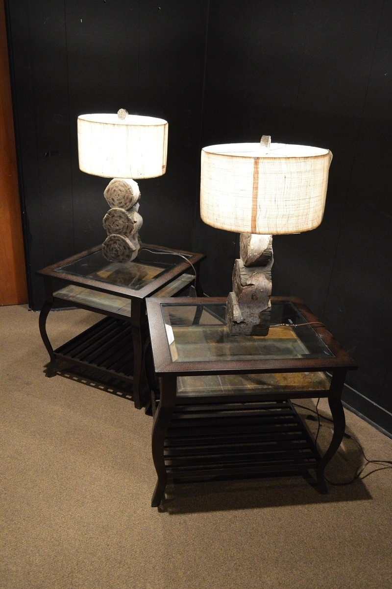 End Table Lamps For Living Room – Home Maximize Ideas In Table Lamps For Modern Living Room (#3 of 15)