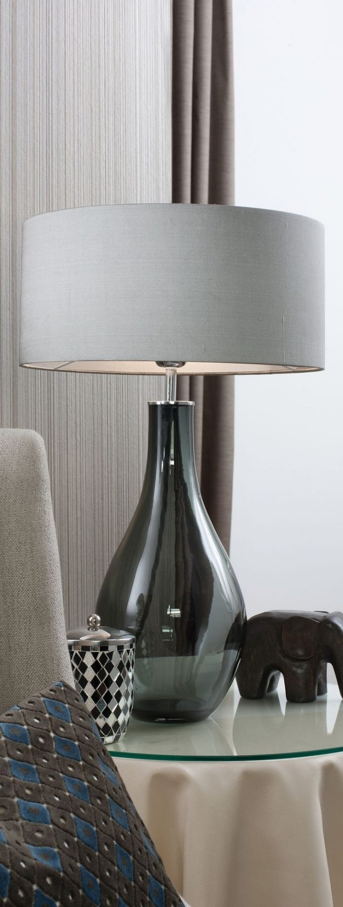 End Tables : Unbelievable Floor Lamps Decorative For Living Room With Pink Table Lamps For Living Room (View 1 of 15)