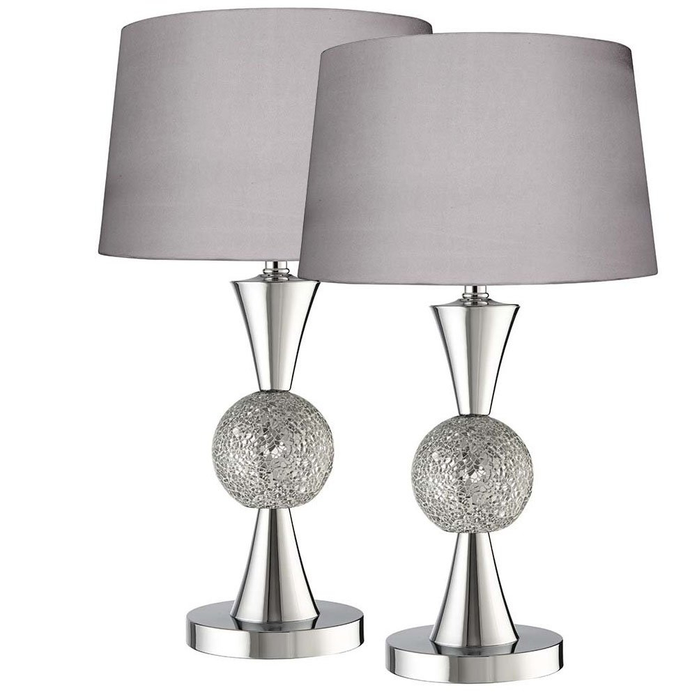 Excellent Ideas Silver Table Lamps Living Room Table Lamp In Silver Table Lamps For Living Room (#4 of 15)