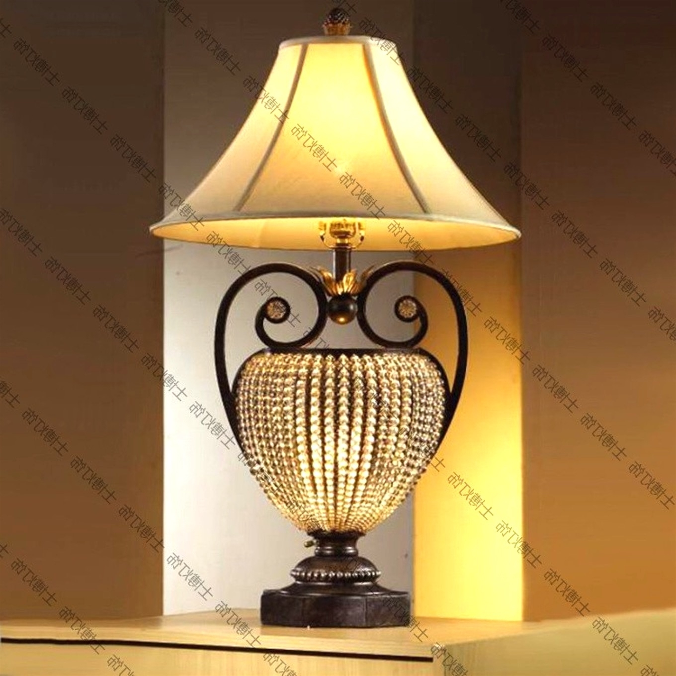 Furniture : Light Mainstays Floor Lamp Silver Walmart With Standing Pertaining To Table Lamps For Traditional Living Room (View 3 of 15)