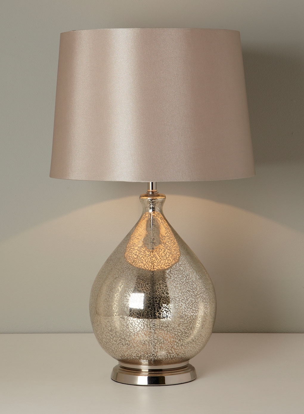 Glass Table Lamps For Living Room — Table Design : Dazzling Glass Pertaining To Glass Living Room Table Lamps (#11 of 15)