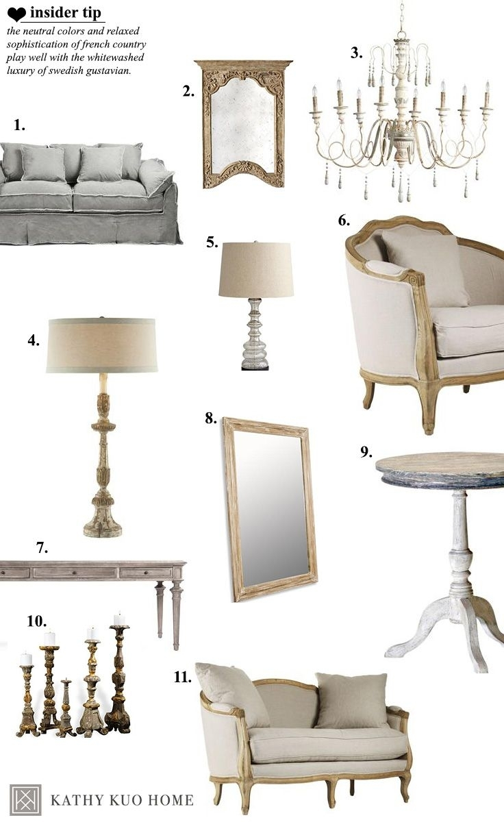 Inspiration about Interior Design For Country Table Lamps Living Room At French For Country Living Room Table Lamps (#3 of 15)