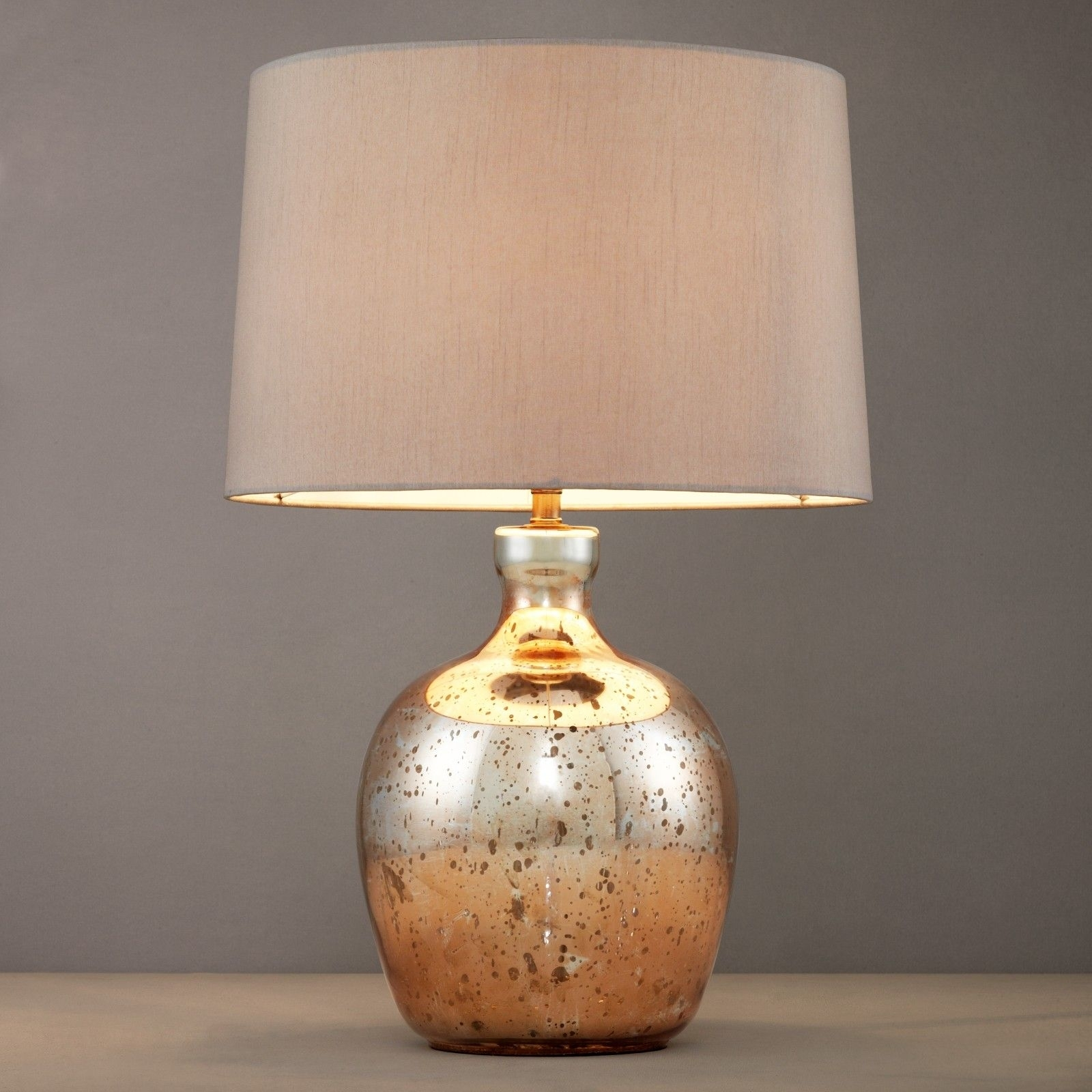 John Lewis Tabitha Copper Table Lamp | John Lewis, Desks And Ranges Throughout John Lewis Table Lamps For Living Room (View 3 of 15)
