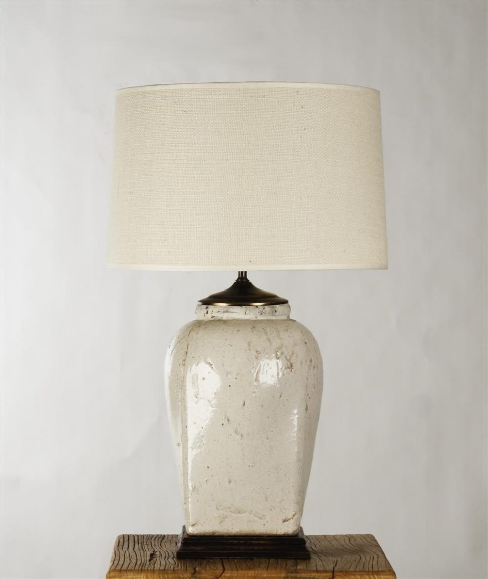 Lamp : Black Country Table Lamps Decor Primitive French For Living Regarding Primitive Living Room Table Lamps (#9 of 15)