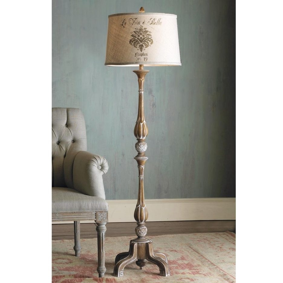 Inspiration about Lamp : Country Style Lamps Table Lamp Attractive For Living Room And Within Country Style Living Room Table Lamps (#1 of 15)