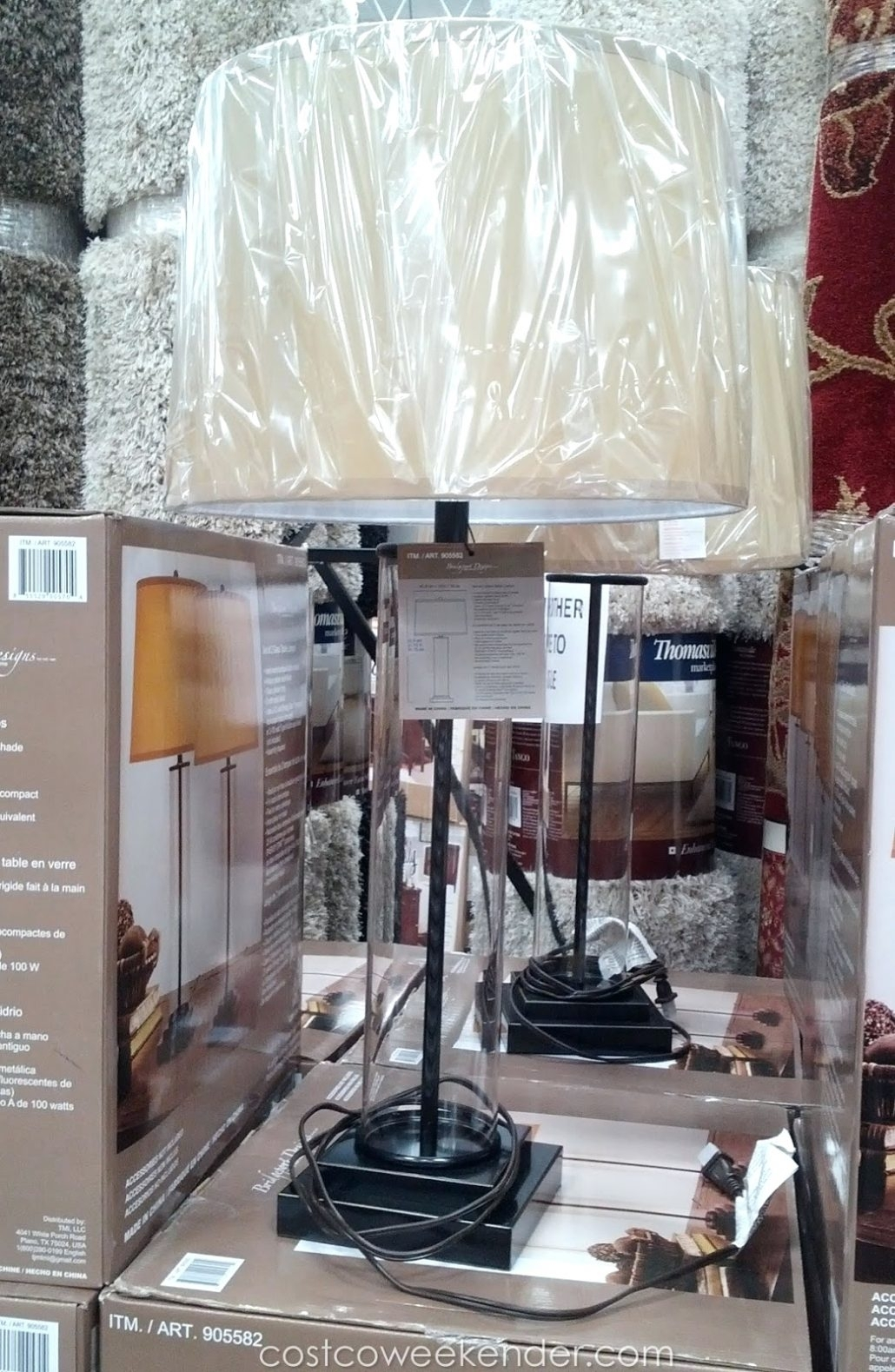 Inspiration about Lamp : Floor Lamps Costco View For Living Room At Sale Sold Crystal Throughout Costco Living Room Table Lamps (#9 of 15)