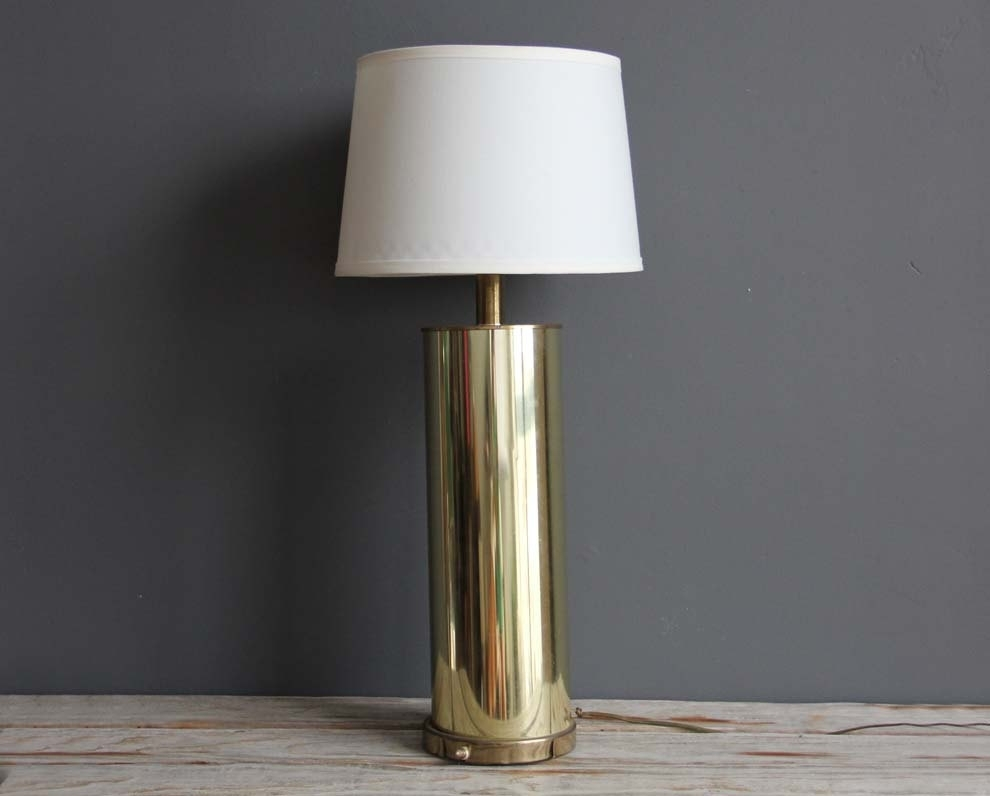Lamp : Gold Living Room Table Lamp Sets Set With Black Shade Lamps In Gold Living Room Table Lamps (#12 of 15)